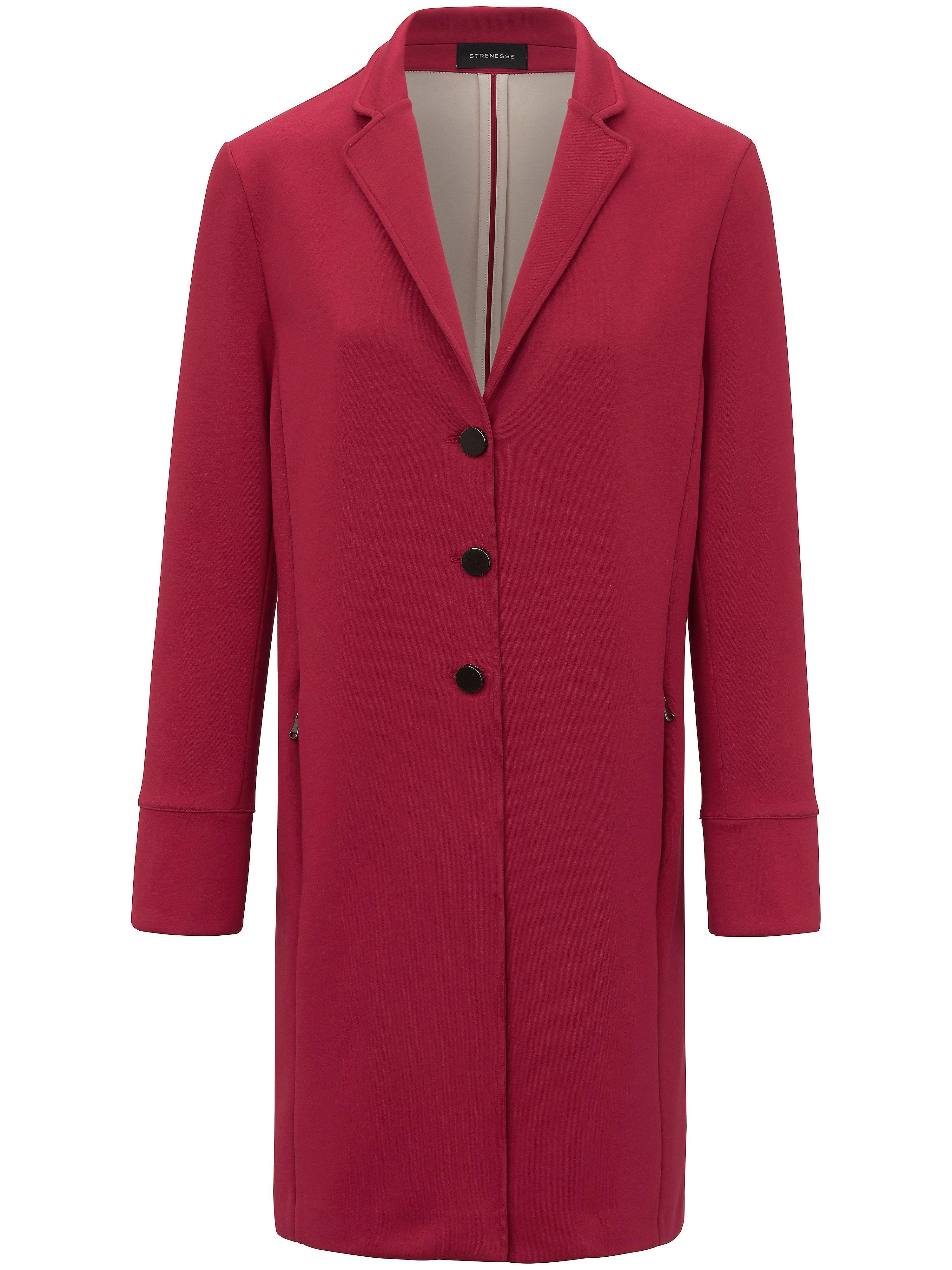 Jerseyjas Van Strenesse rood