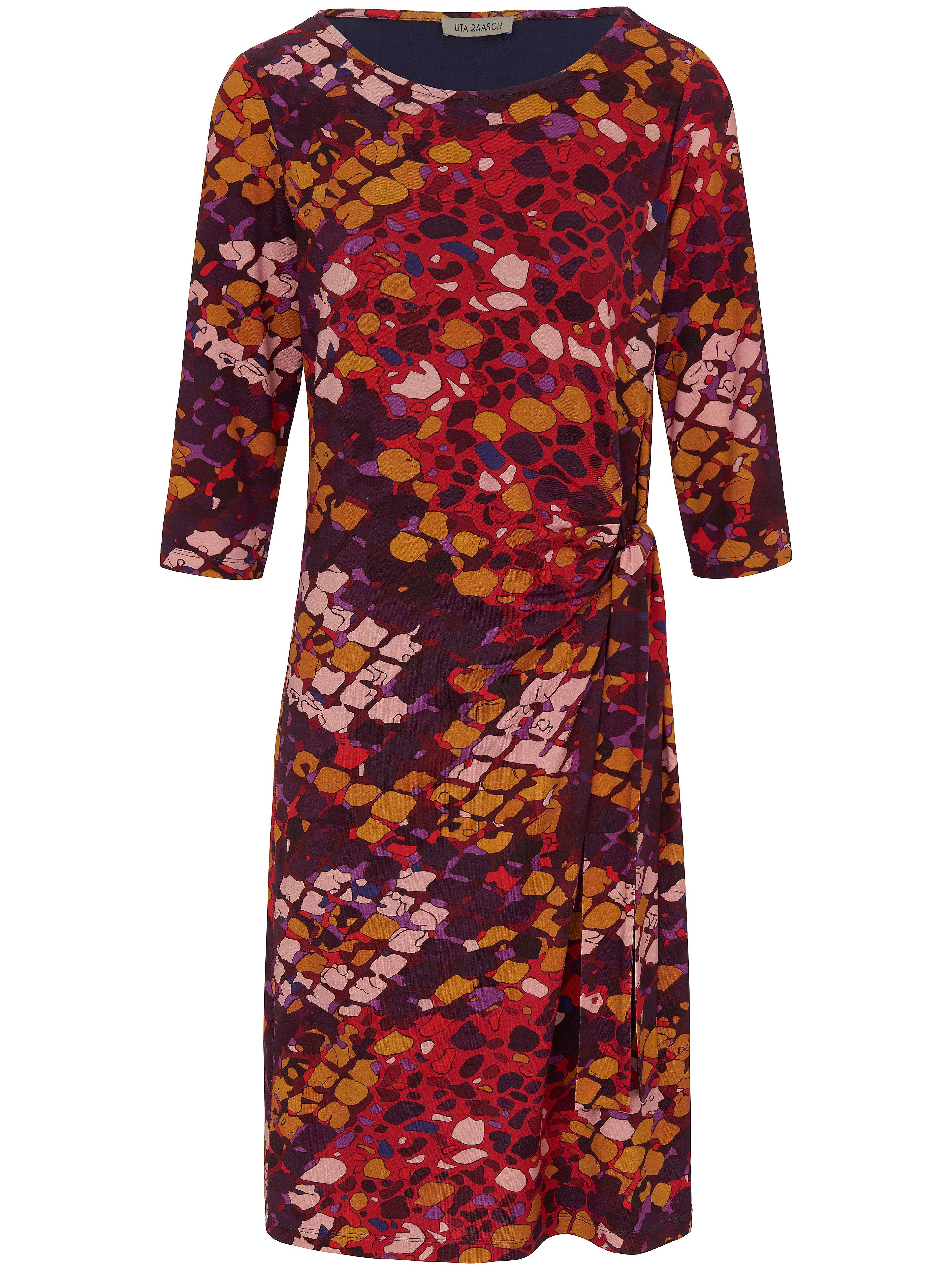 Jerseyjurk met 3/4-mouwen Van Uta Raasch multicolour