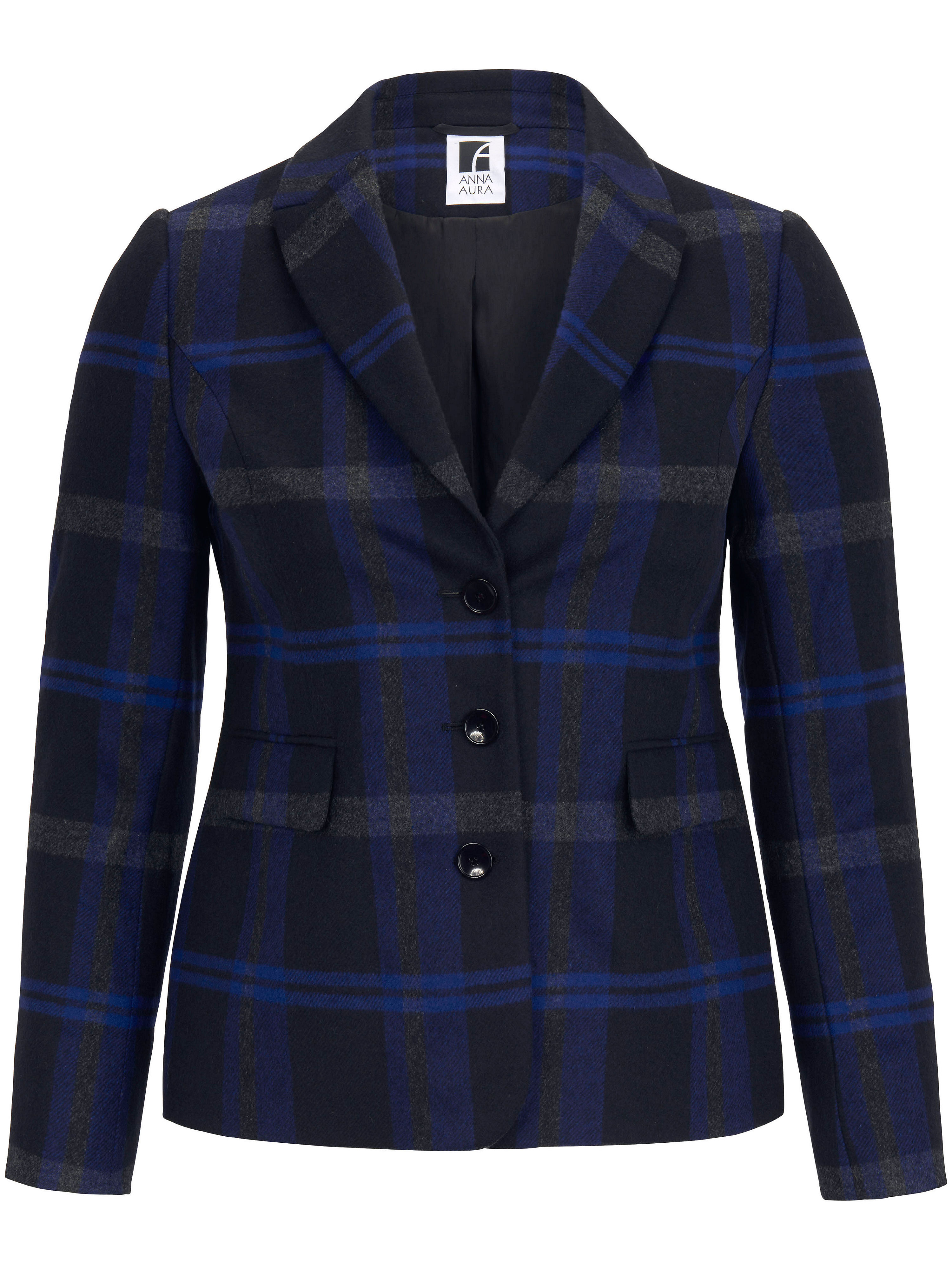 Image of   Blazer Fra Anna Aura sort