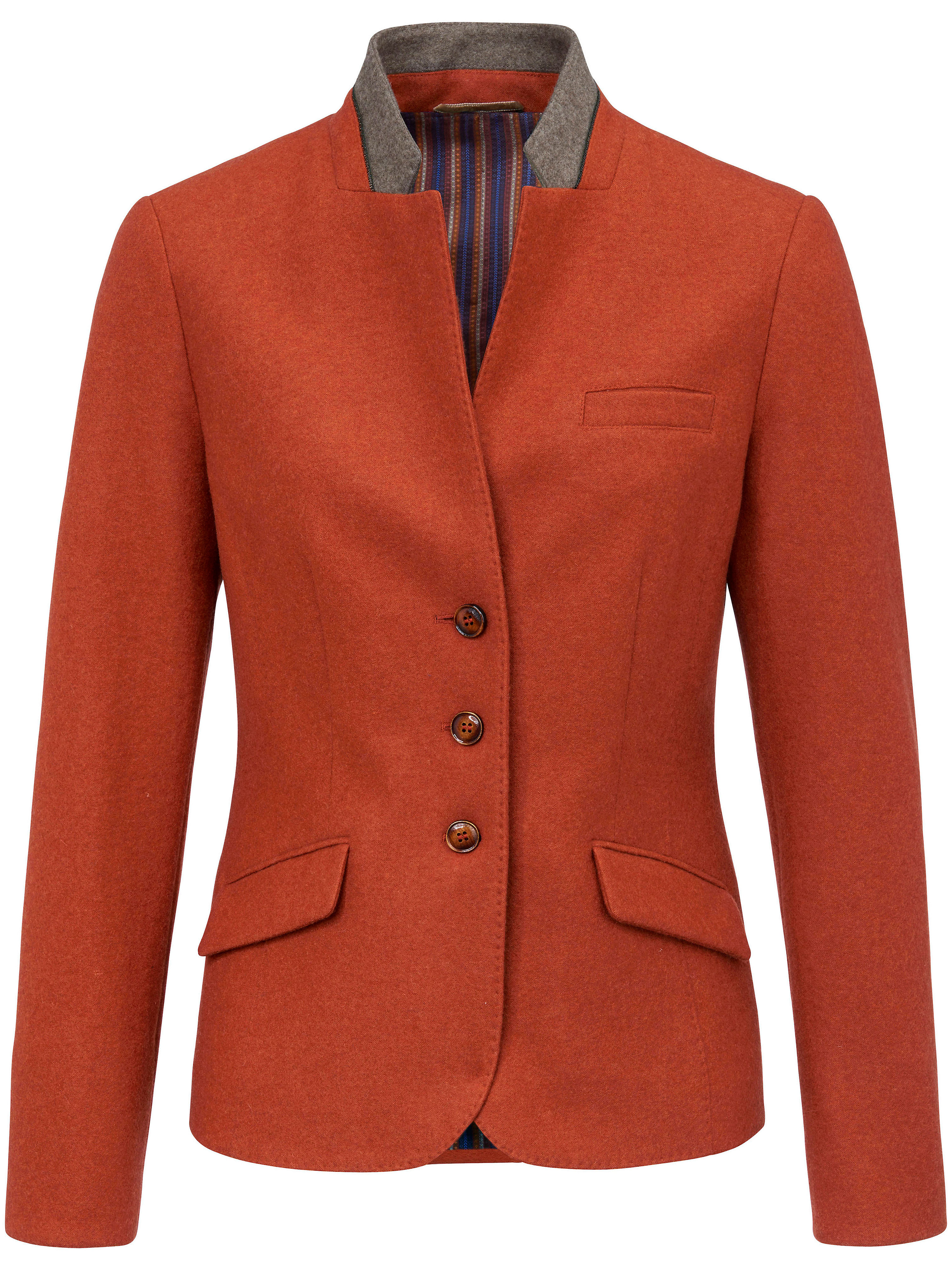 Image of   Blazer Fra Schneiders Salzburg orange
