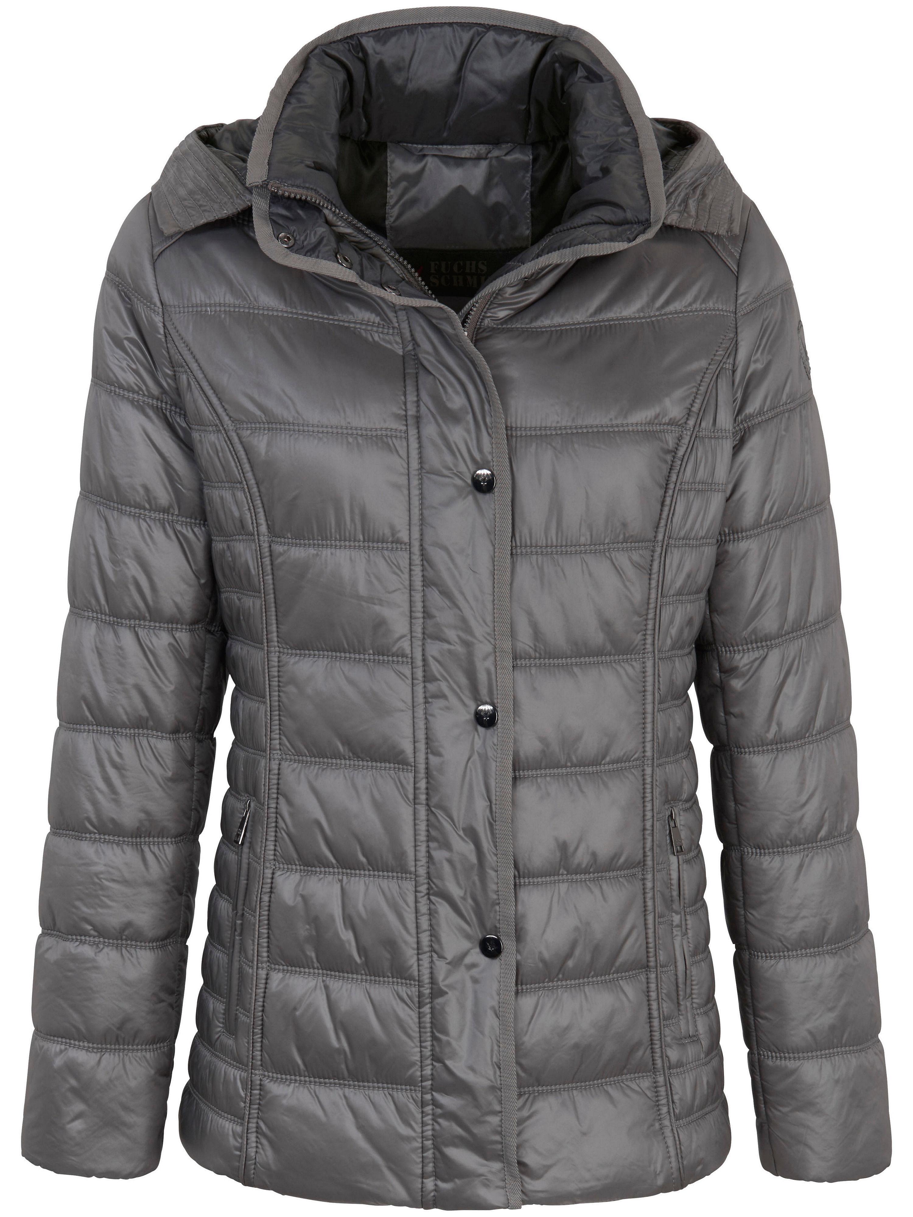 Image of   Quiltet jakke i thermofleece Fra Fuchs & Schmitt grå