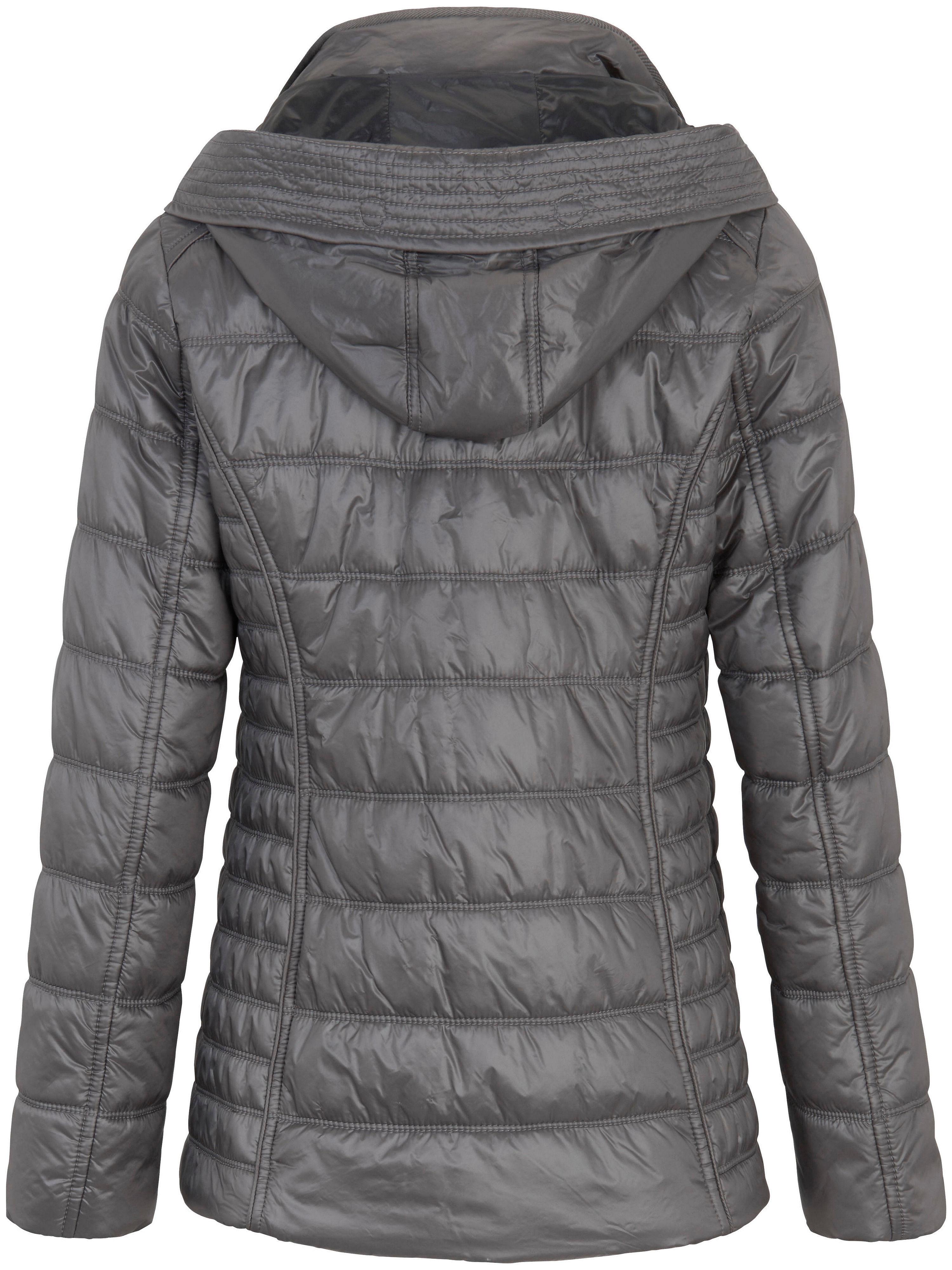 Quiltet jakke i thermofleece Fra Fuchs & Schmitt grå