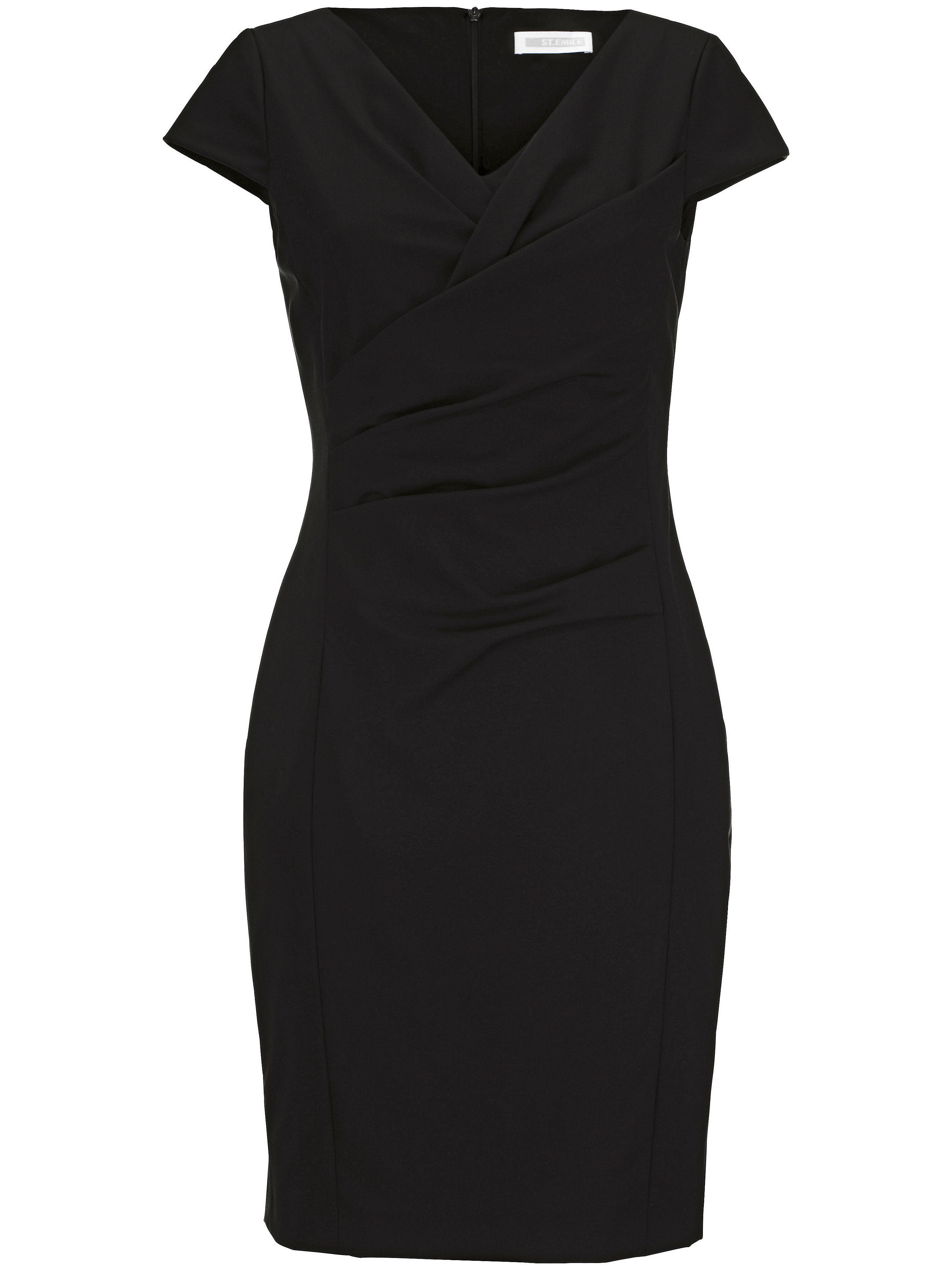 Etui-Kleid St. Emile schwarz
