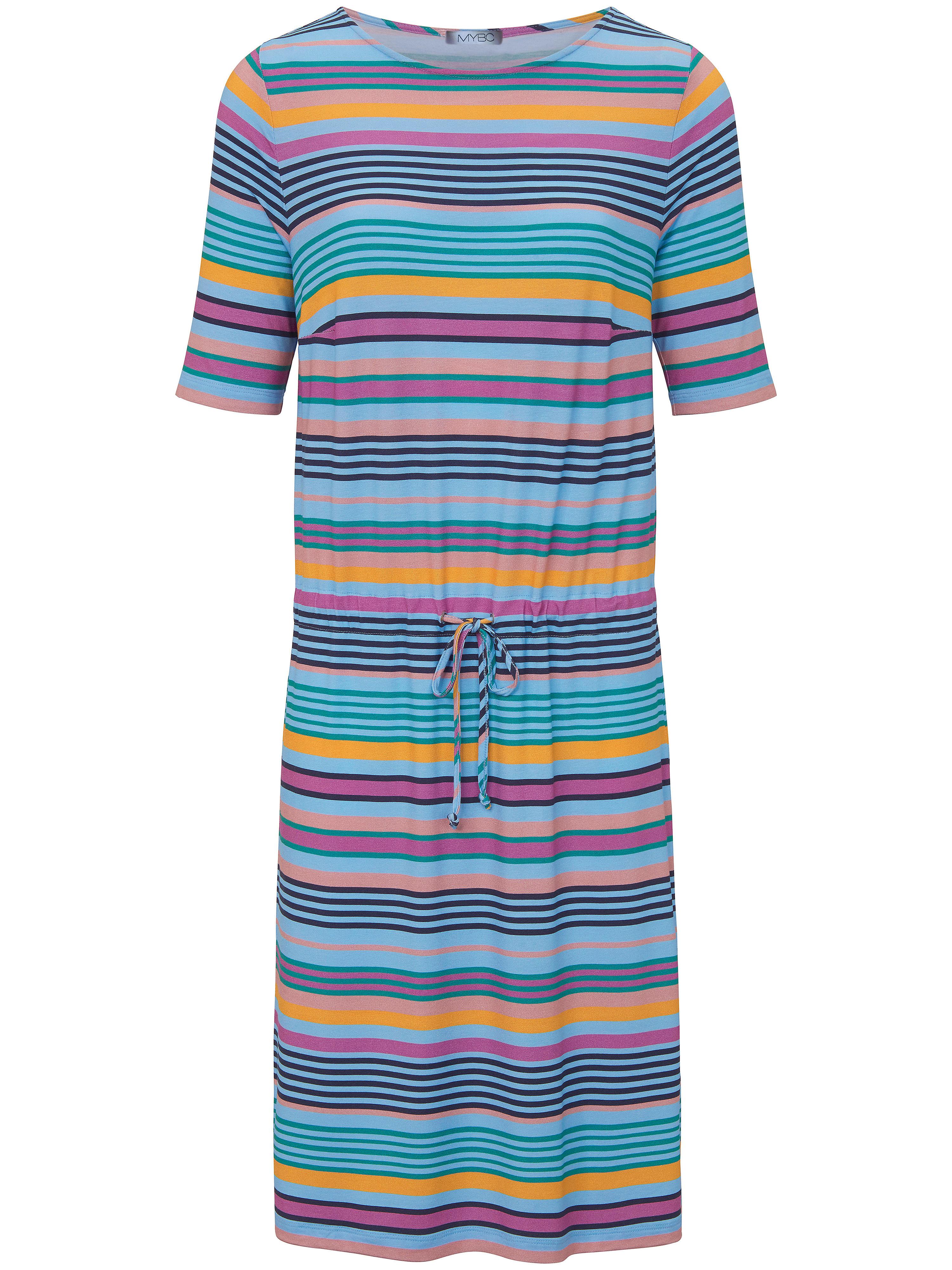 La robe  MYBC multicolore taille 42