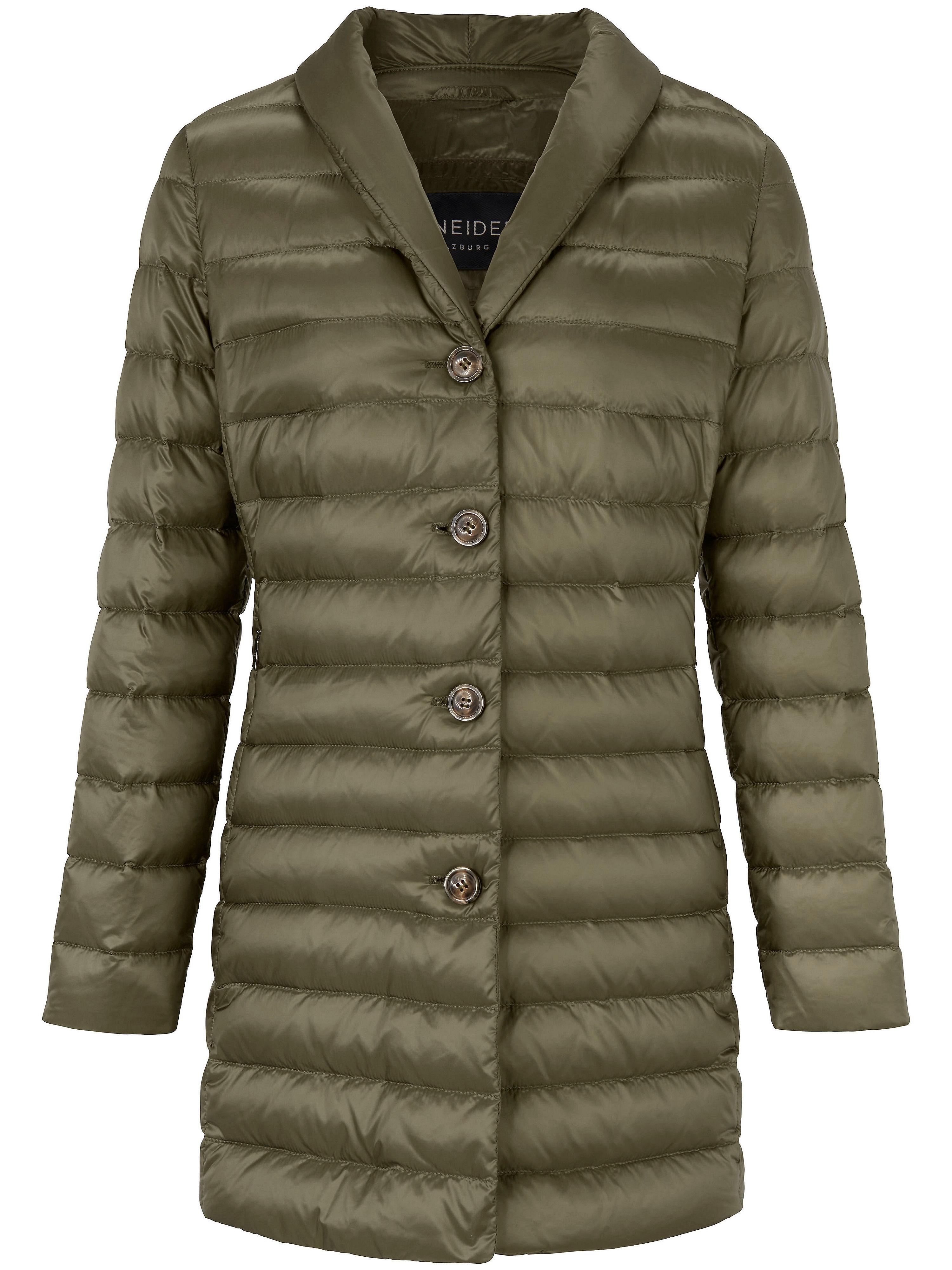 Image of   Quiltet jakke Fra Schneiders Salzburg grøn