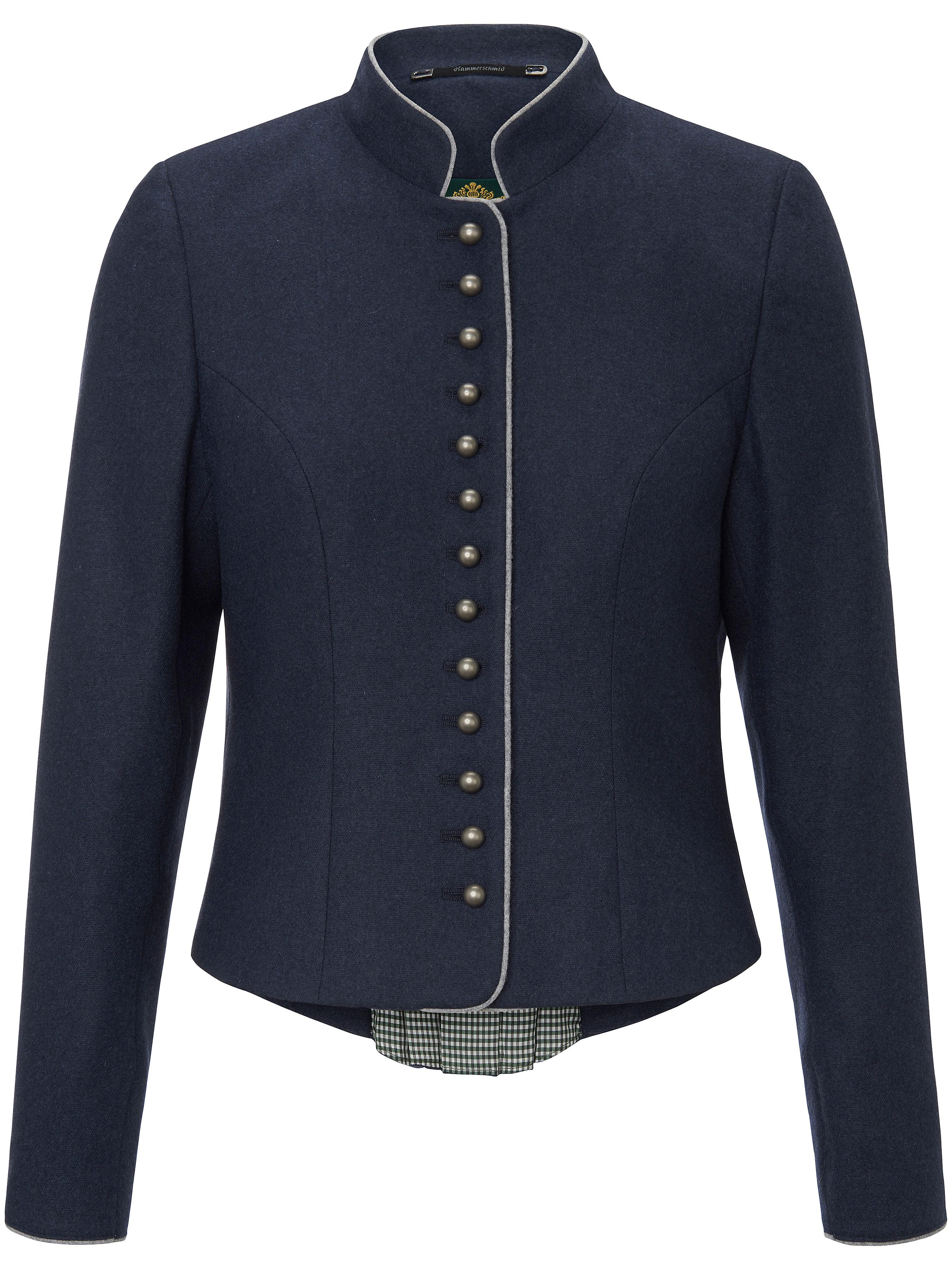 La veste bavaroise  Hammerschmid bleu