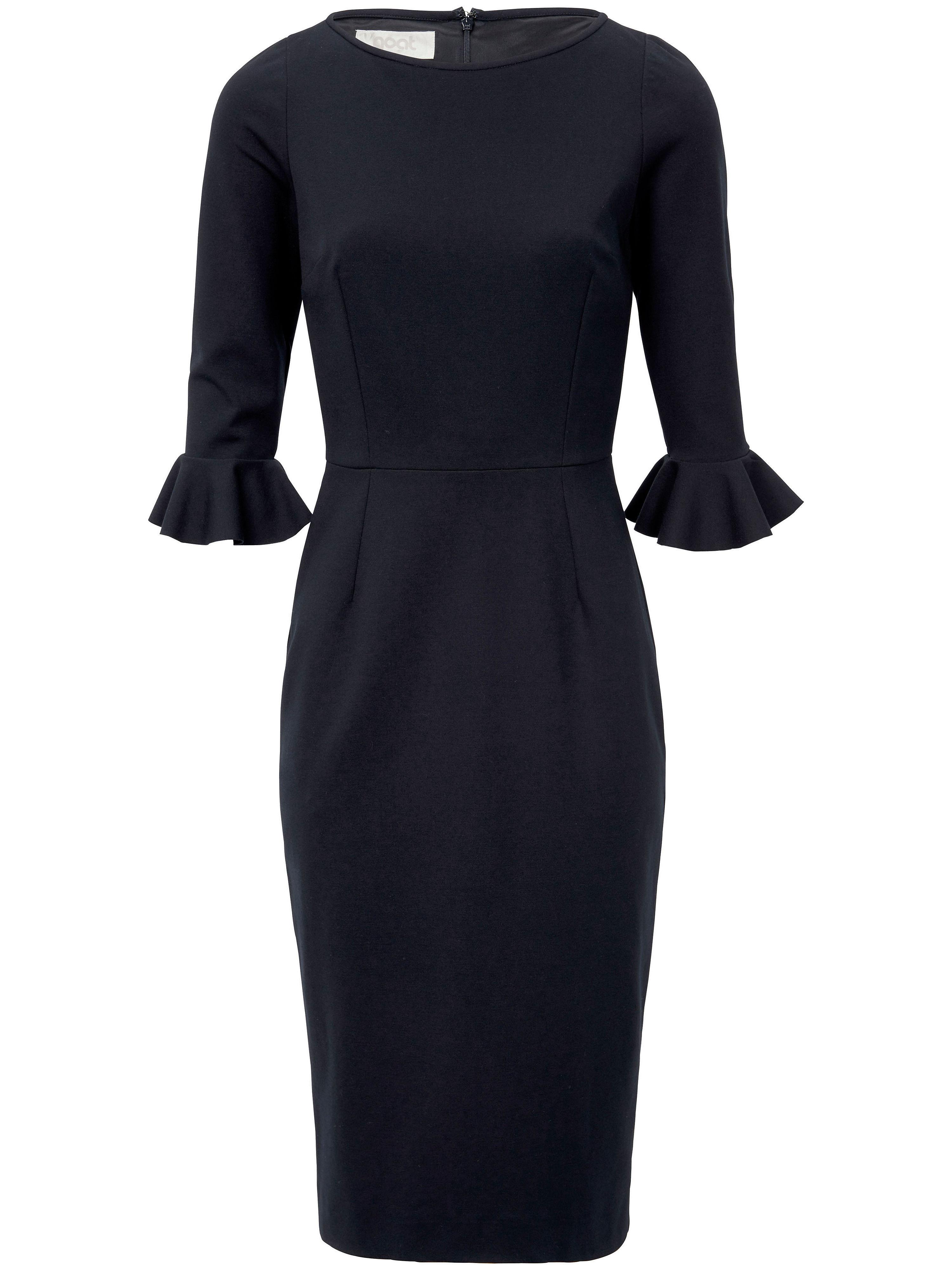 Jersey-Kleid 3/4-Arm GOAT blau