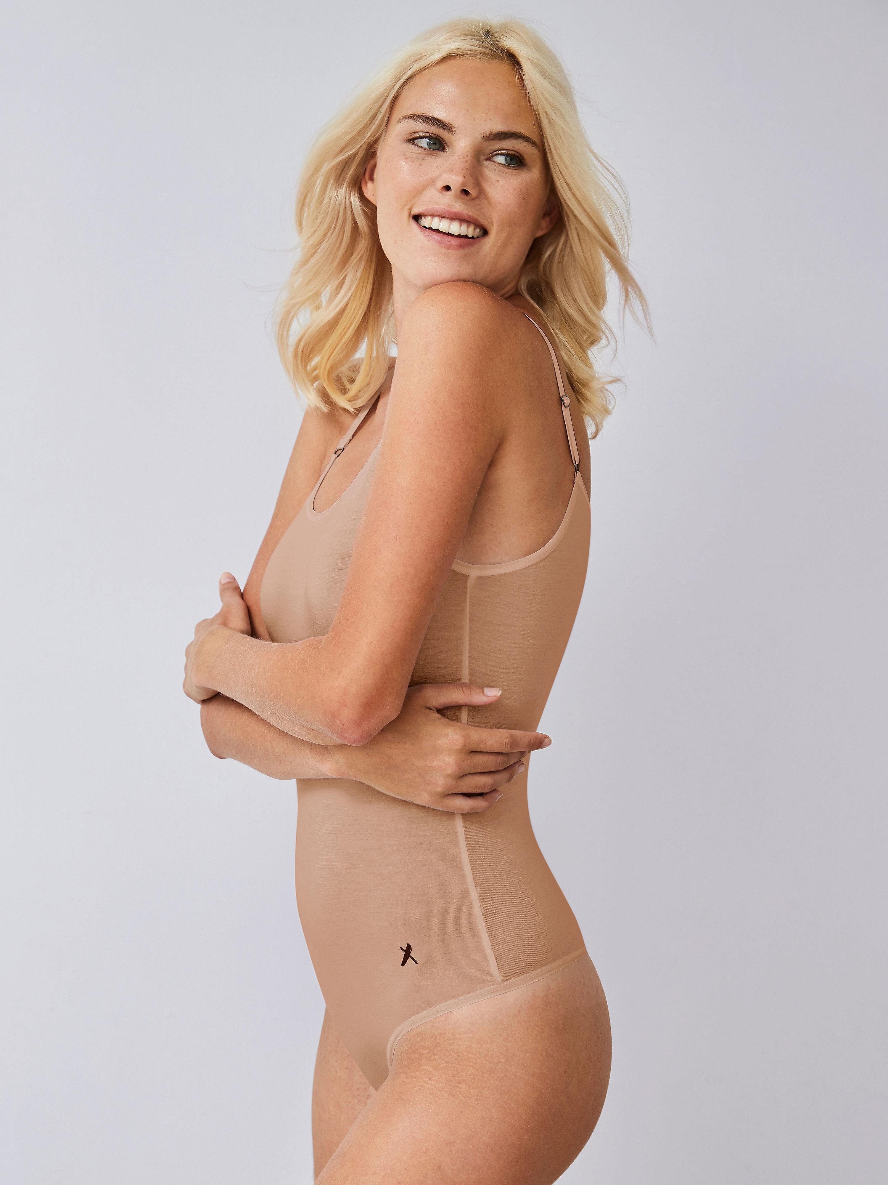 Image of   Body Fra contraer beige