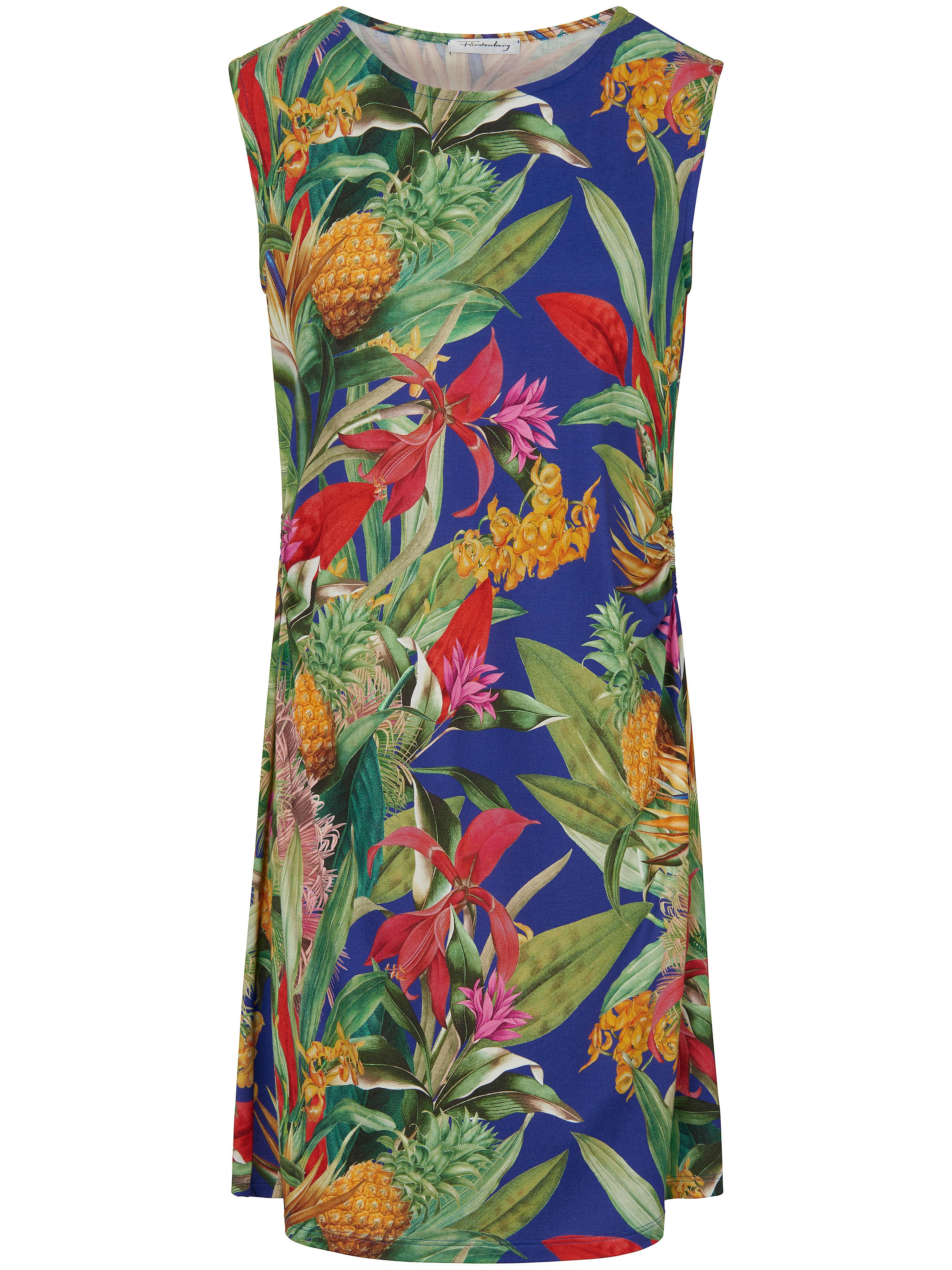 La robe sans manches  Fürstenberg multicolore
