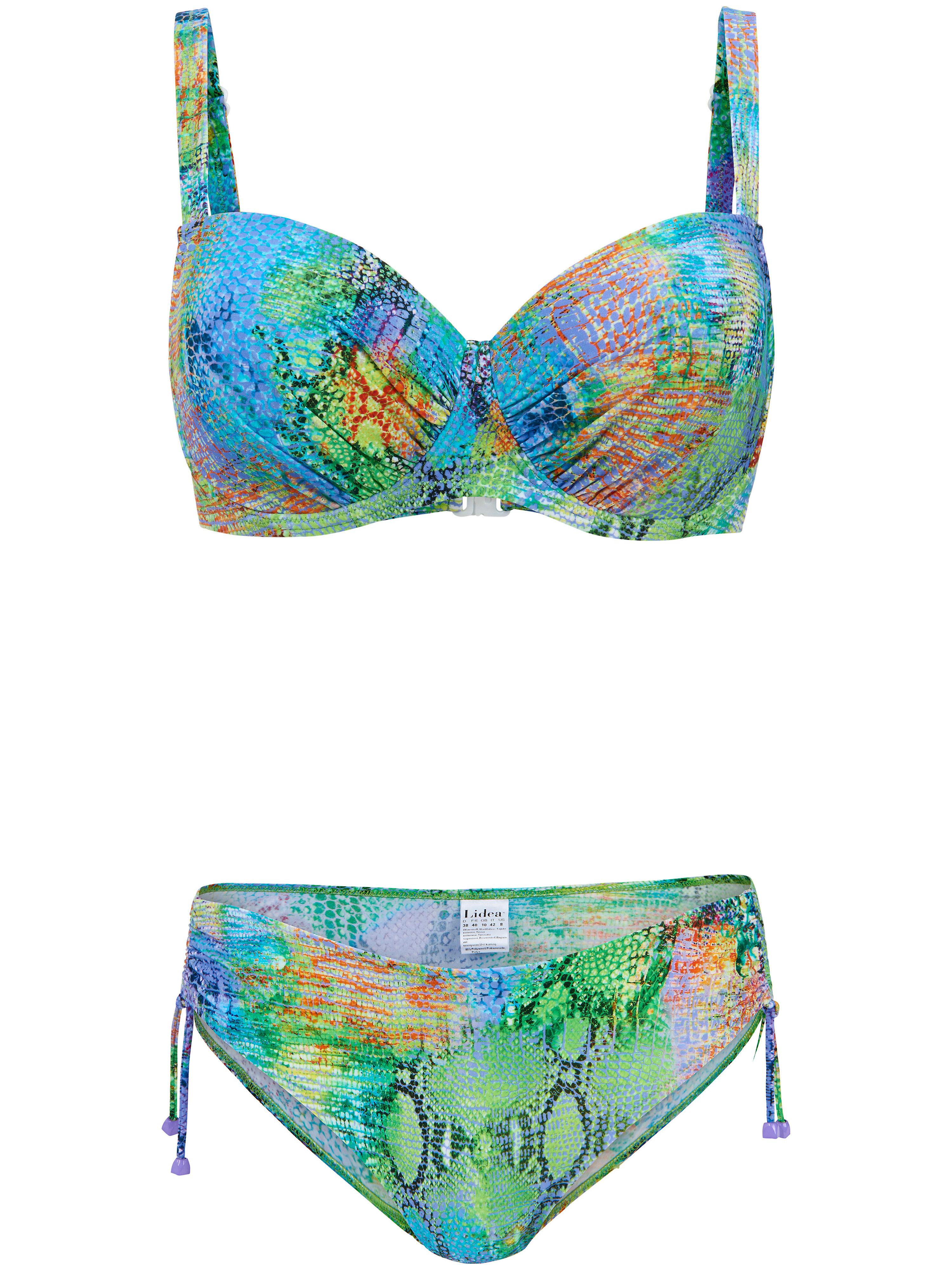 Bikini Van Lidea multicolour