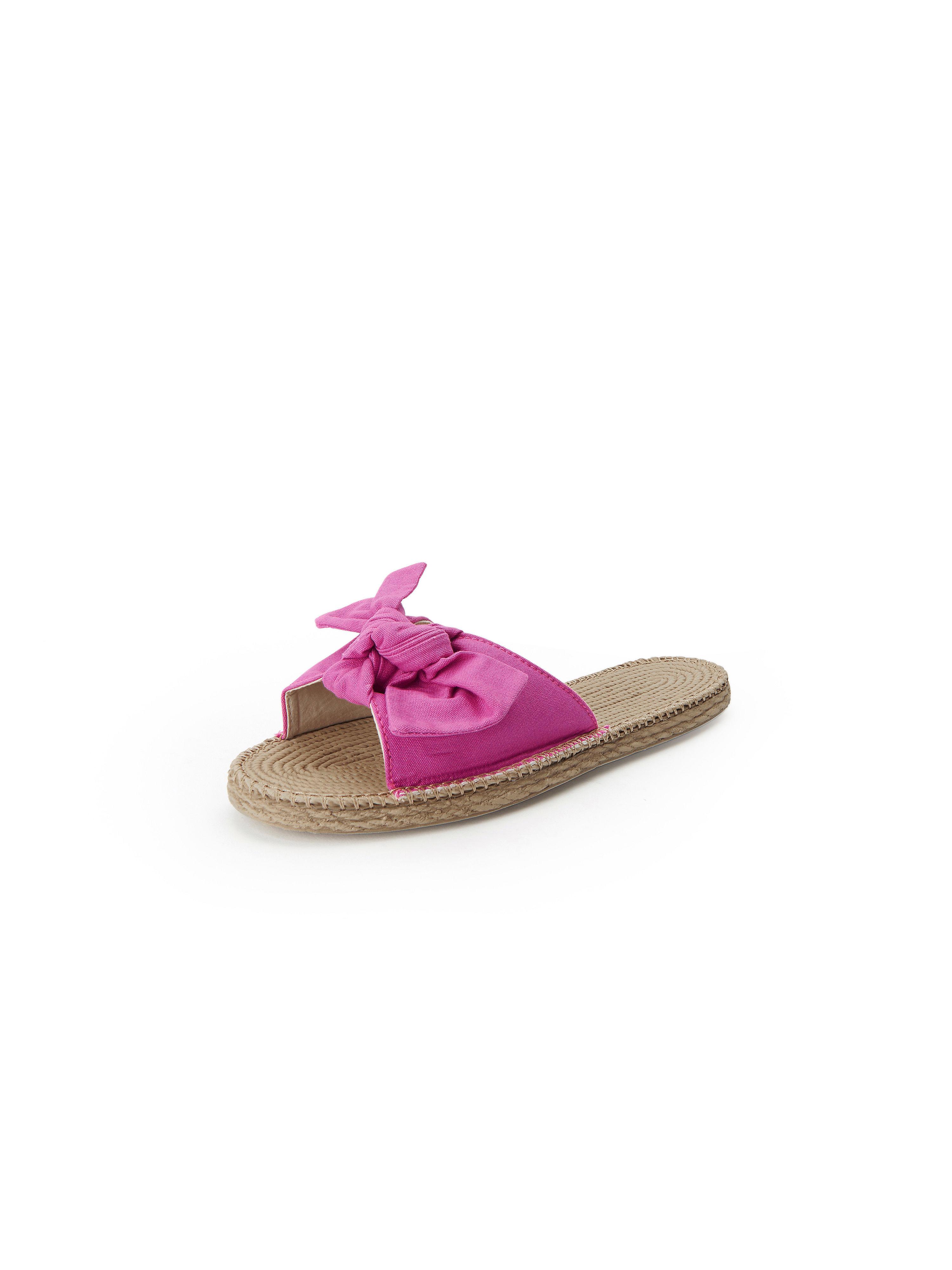 Slippers Van Siebi�s roze