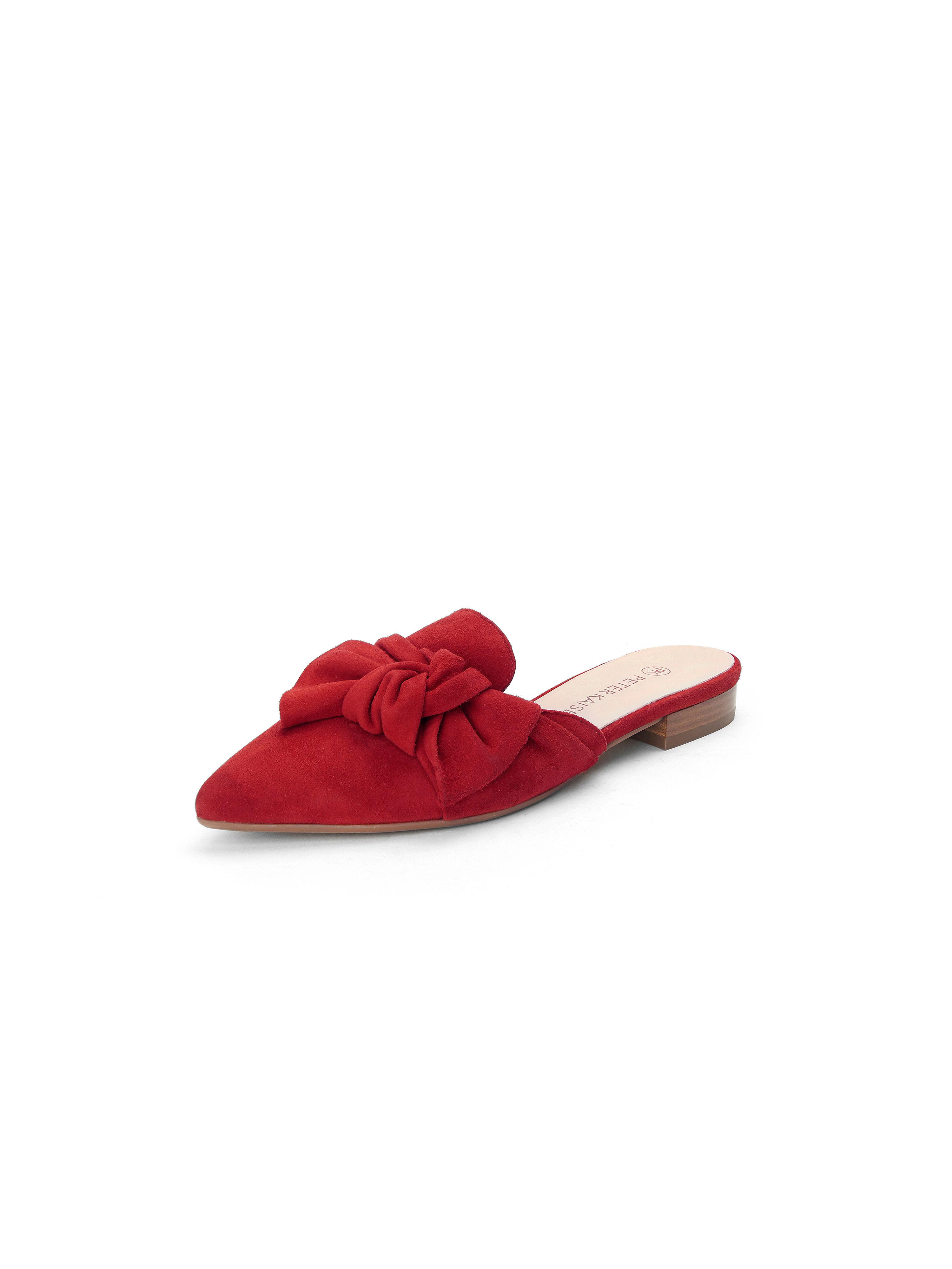 Slippers Van Peter Kaiser rood