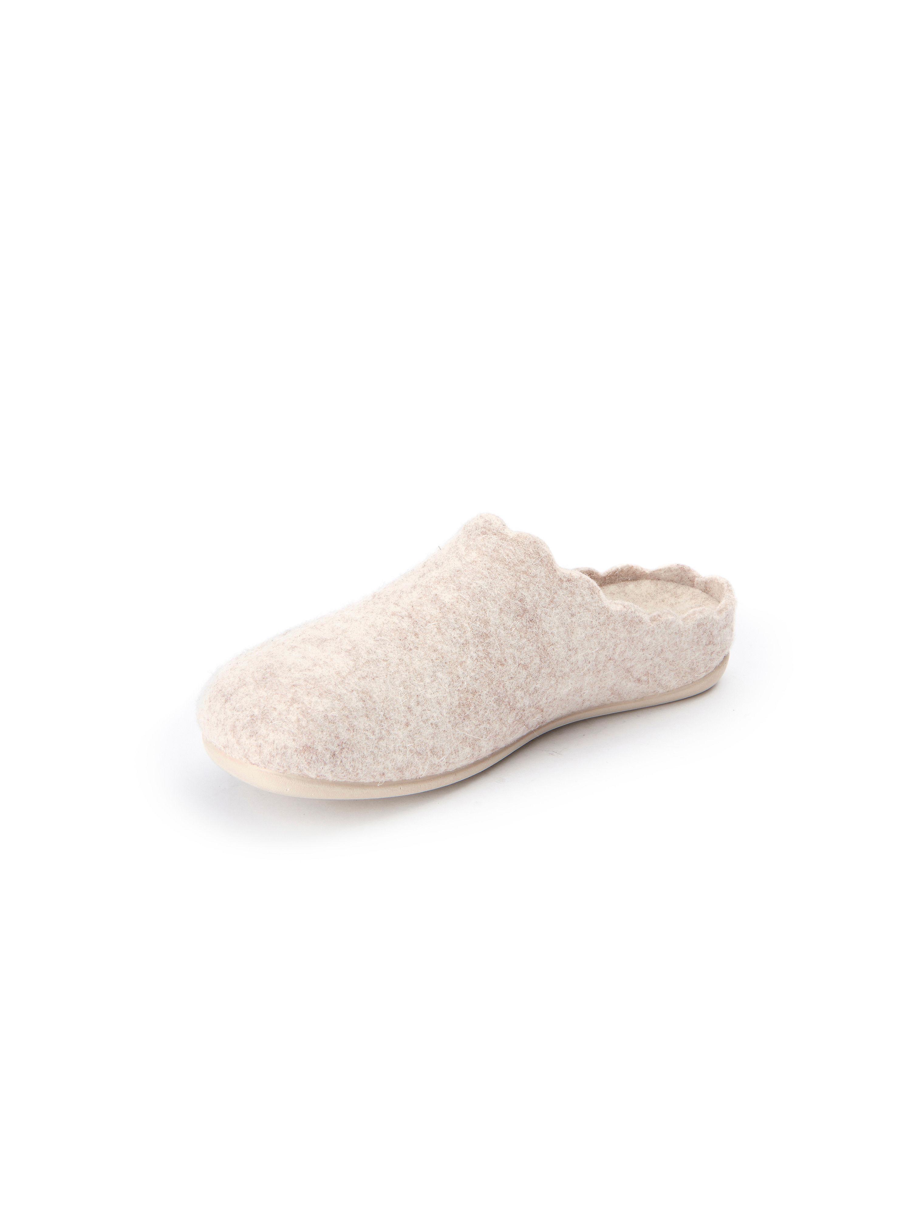 Pantoffels Van Shepherd beige