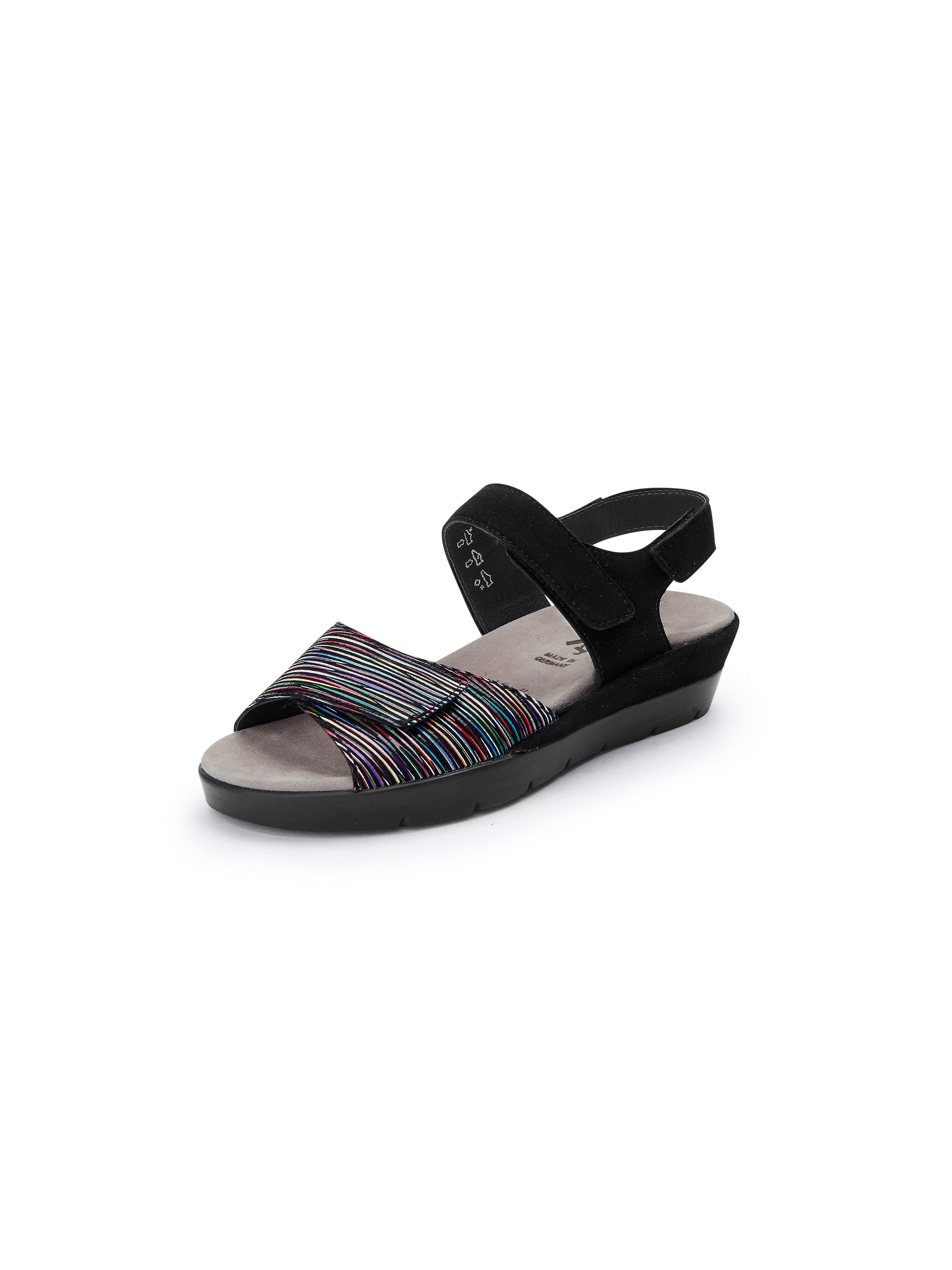 Sandalen Van Semler zwart