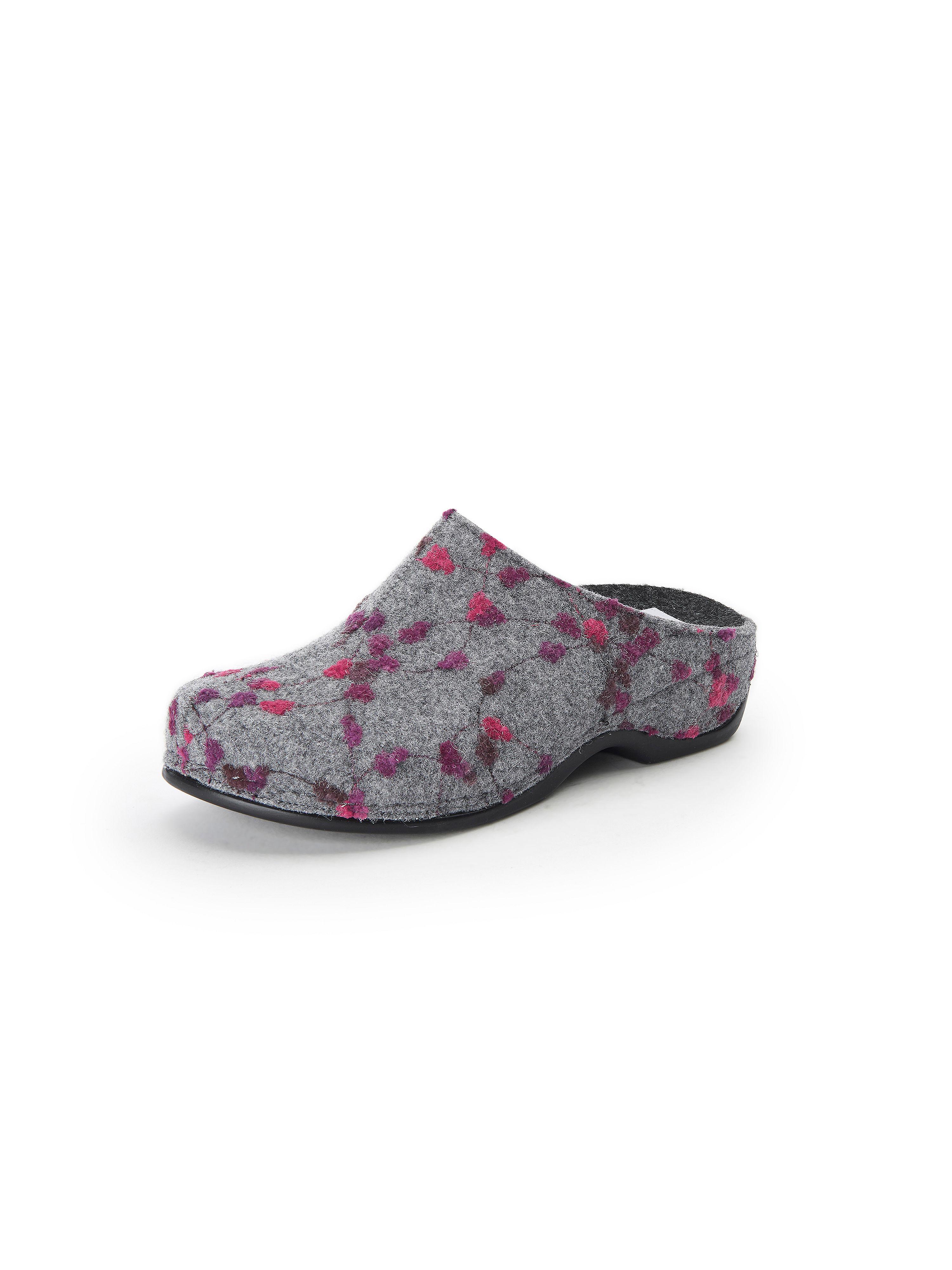 Pantoffels Van Berkemann Original grijs