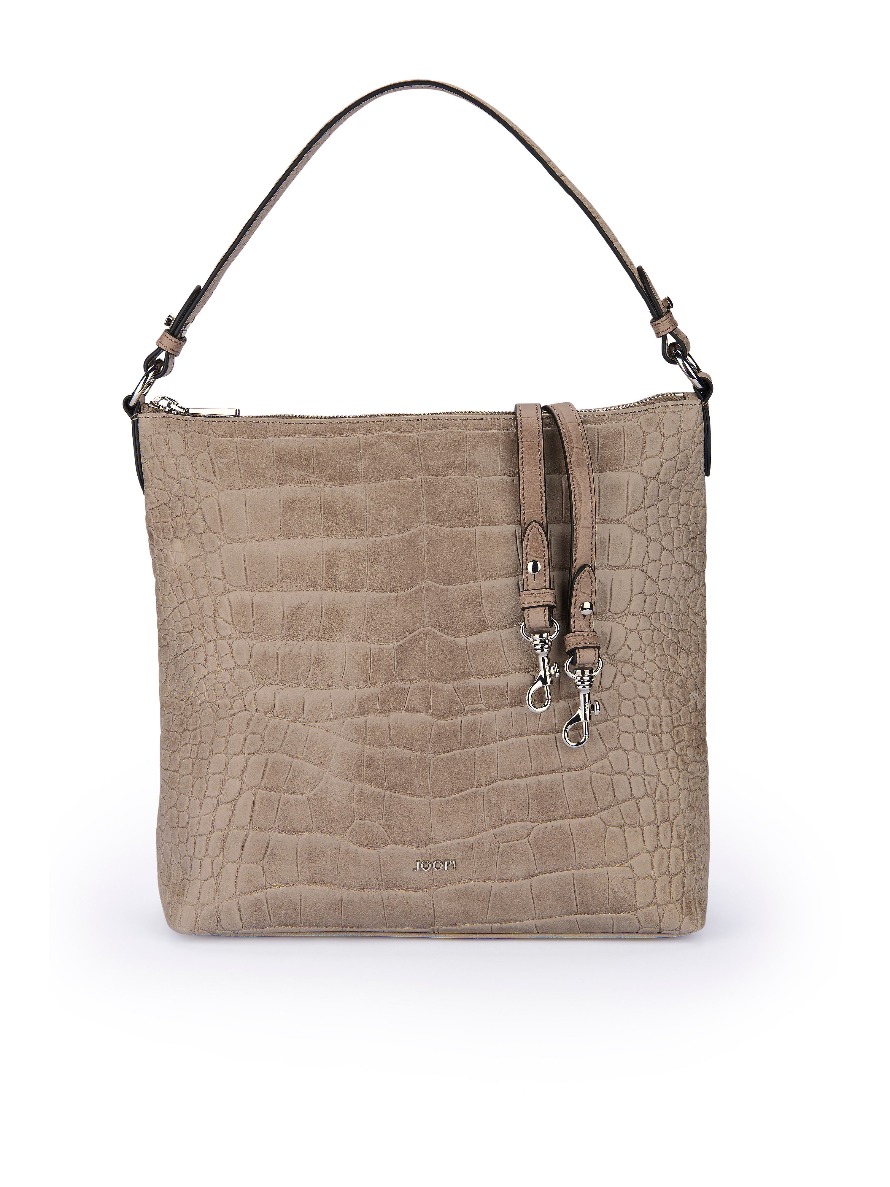 Image of   Shopper 100% skind Fra Joop! beige