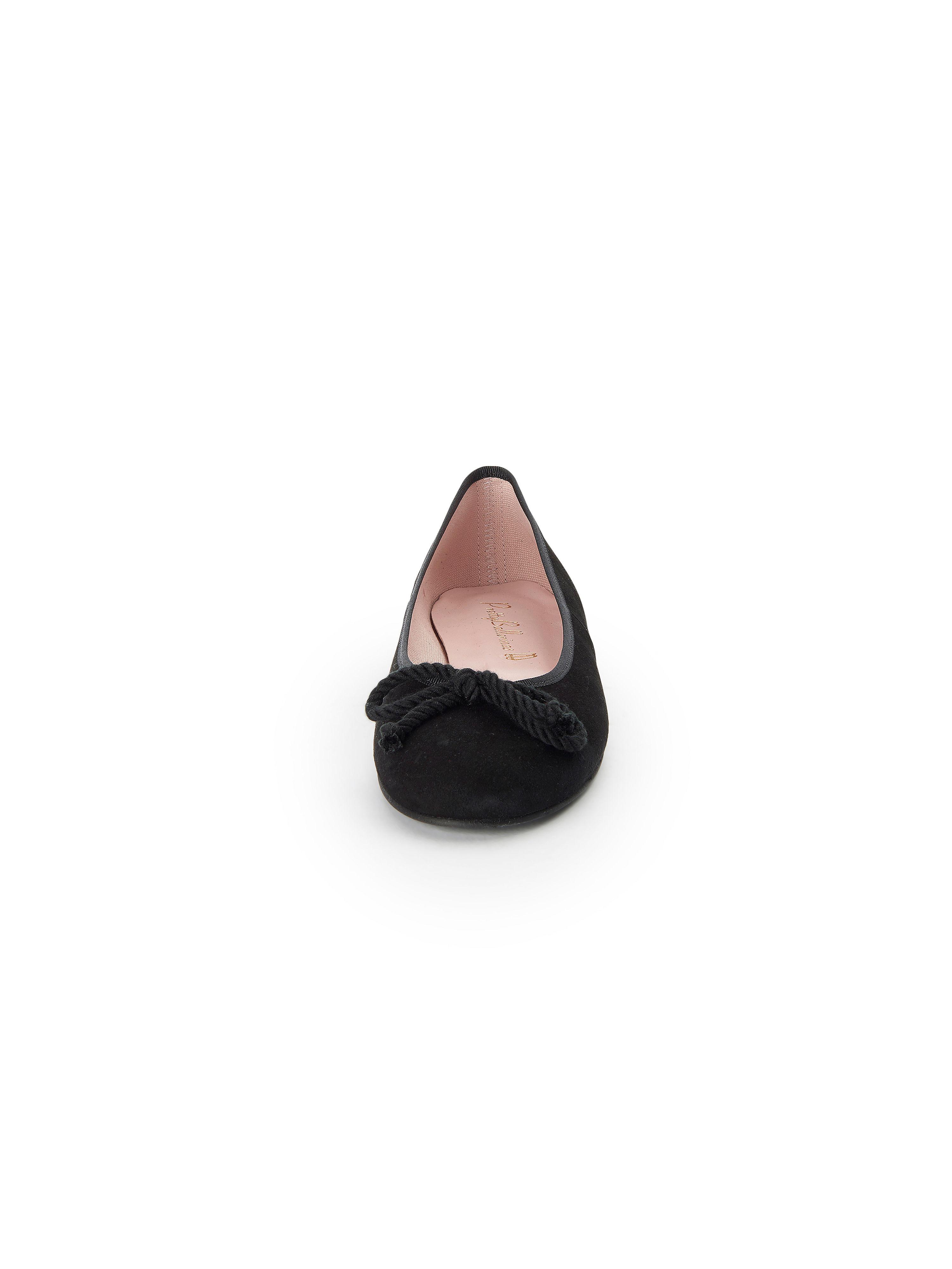 Ballerina aus 100% Leder Pretty Ballerinas schwarz | Schuhe > Ballerinas > Klassische Ballerinas | Pretty Ballerinas