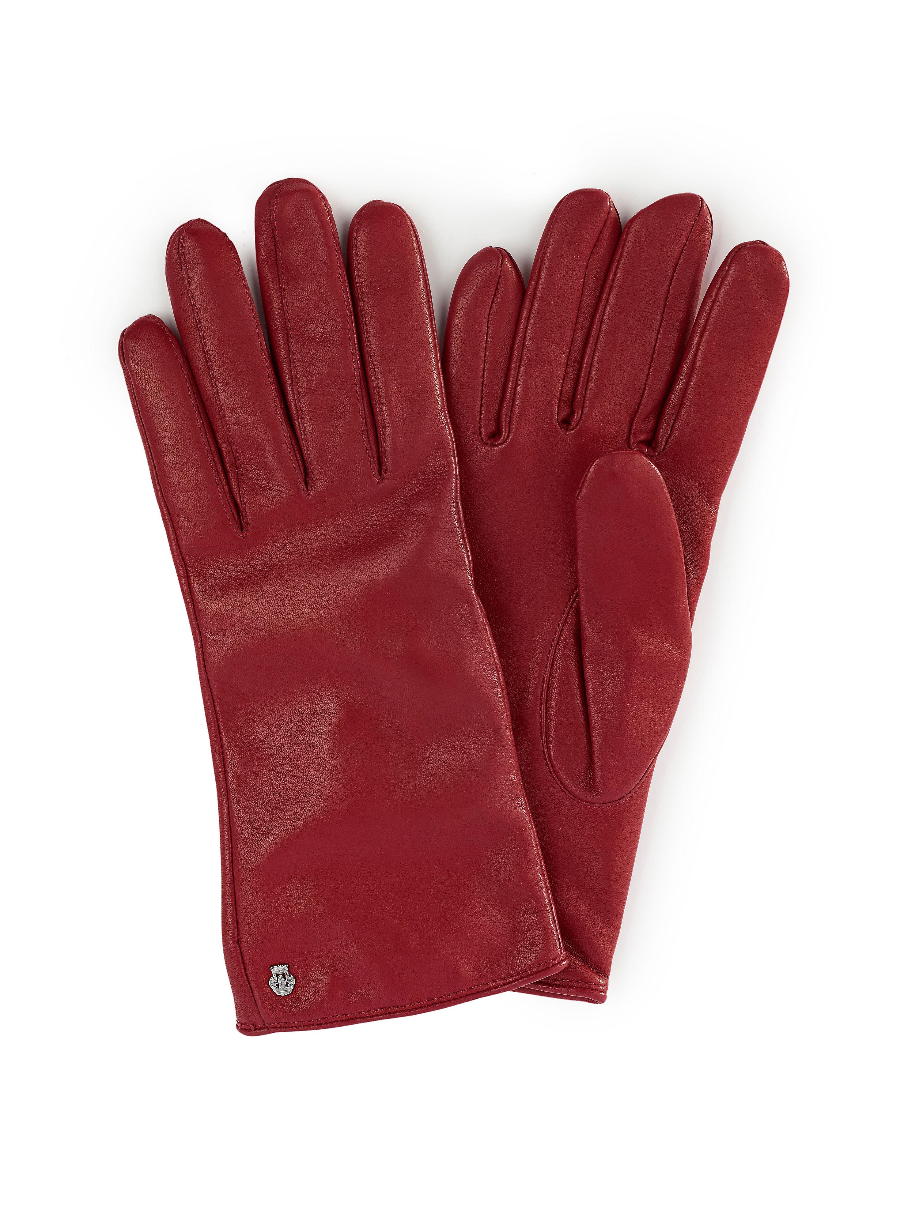 Handschoenen Van Roeckl rood