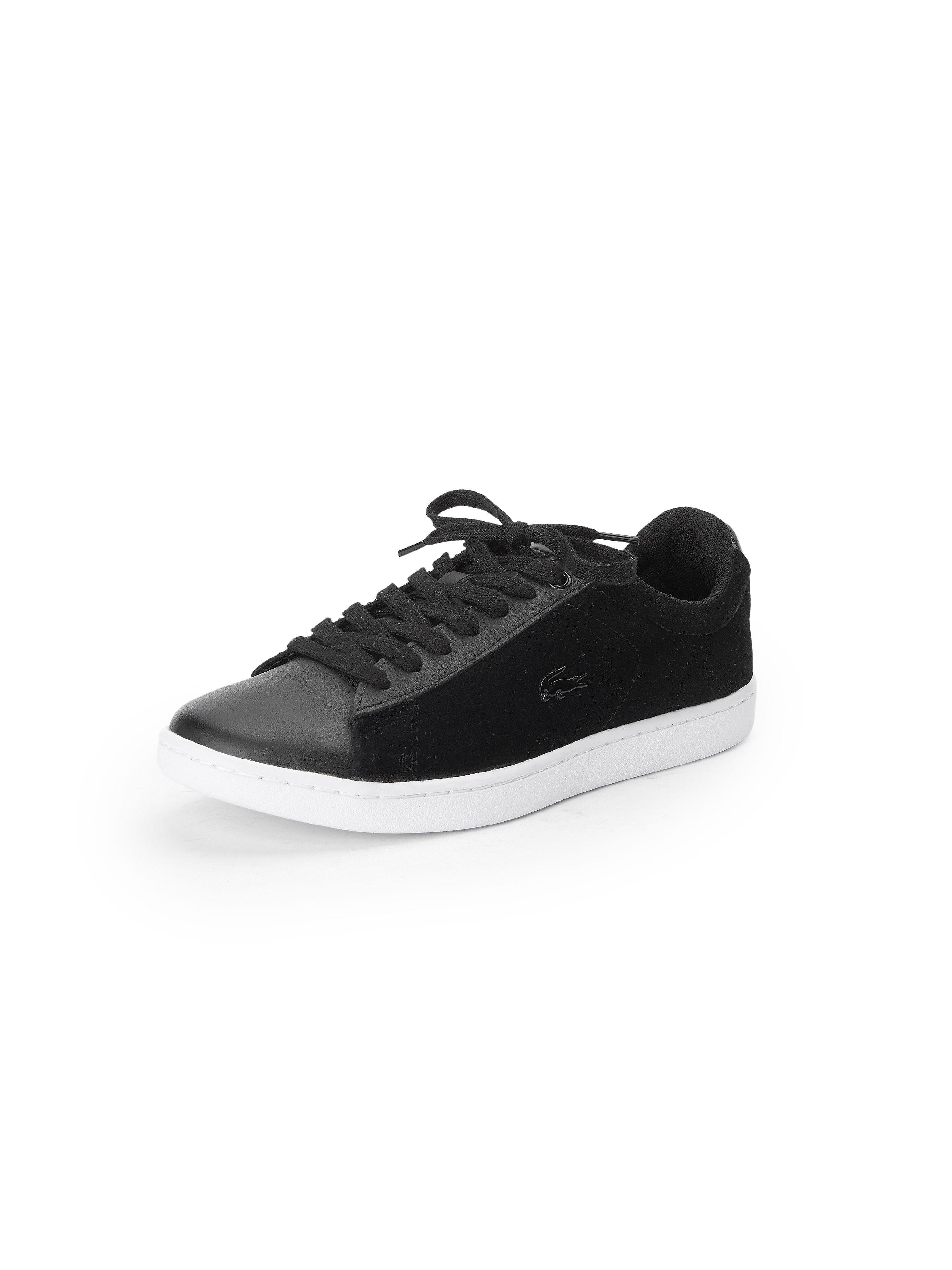 Sneakers Van Lacoste zwart