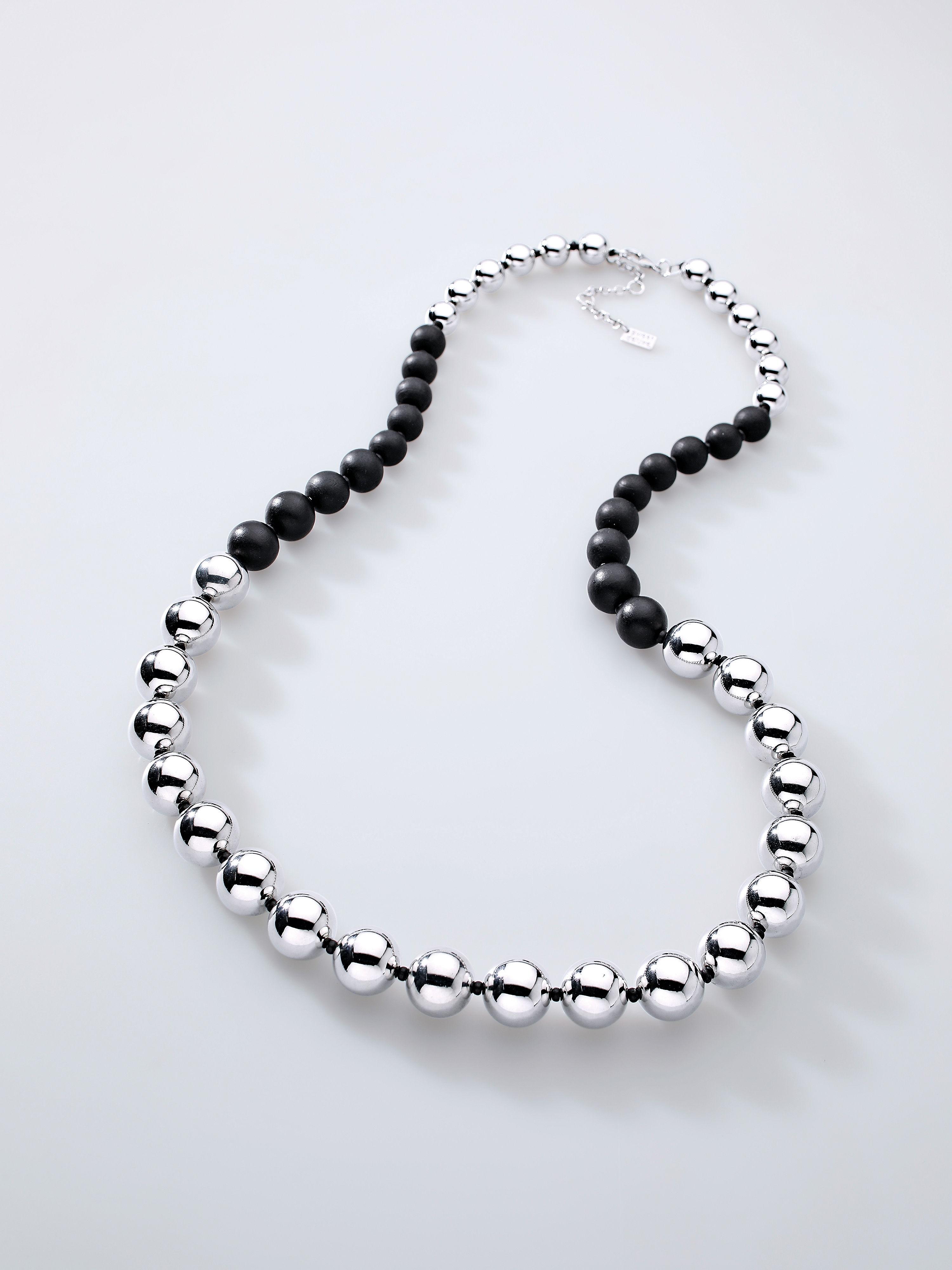 Image of   Halskæde Fra Sweet Deluxe sølv