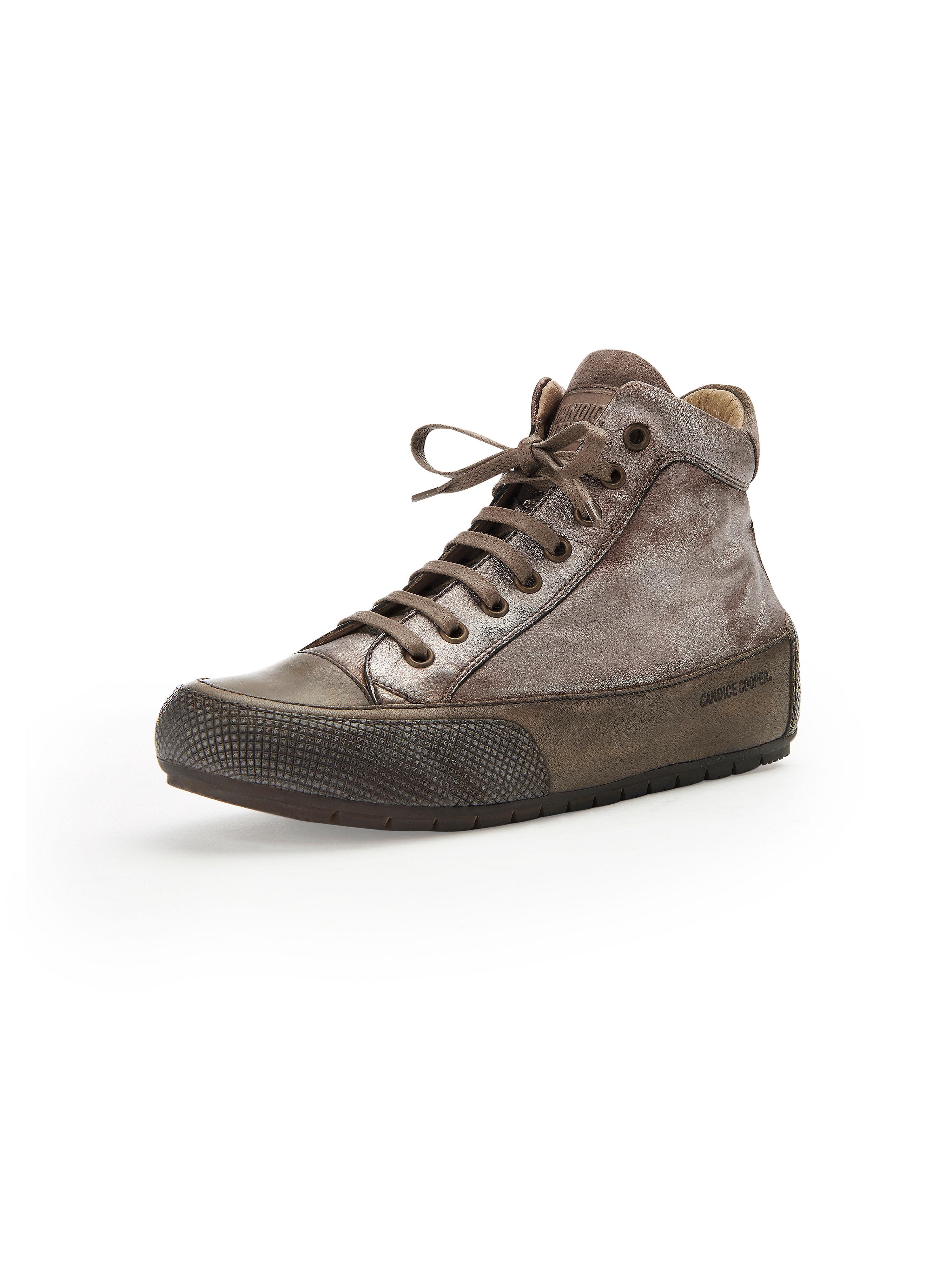 Image of   Ankelhøje sneakers 'Plus Sport' Fra Candice Cooper beige