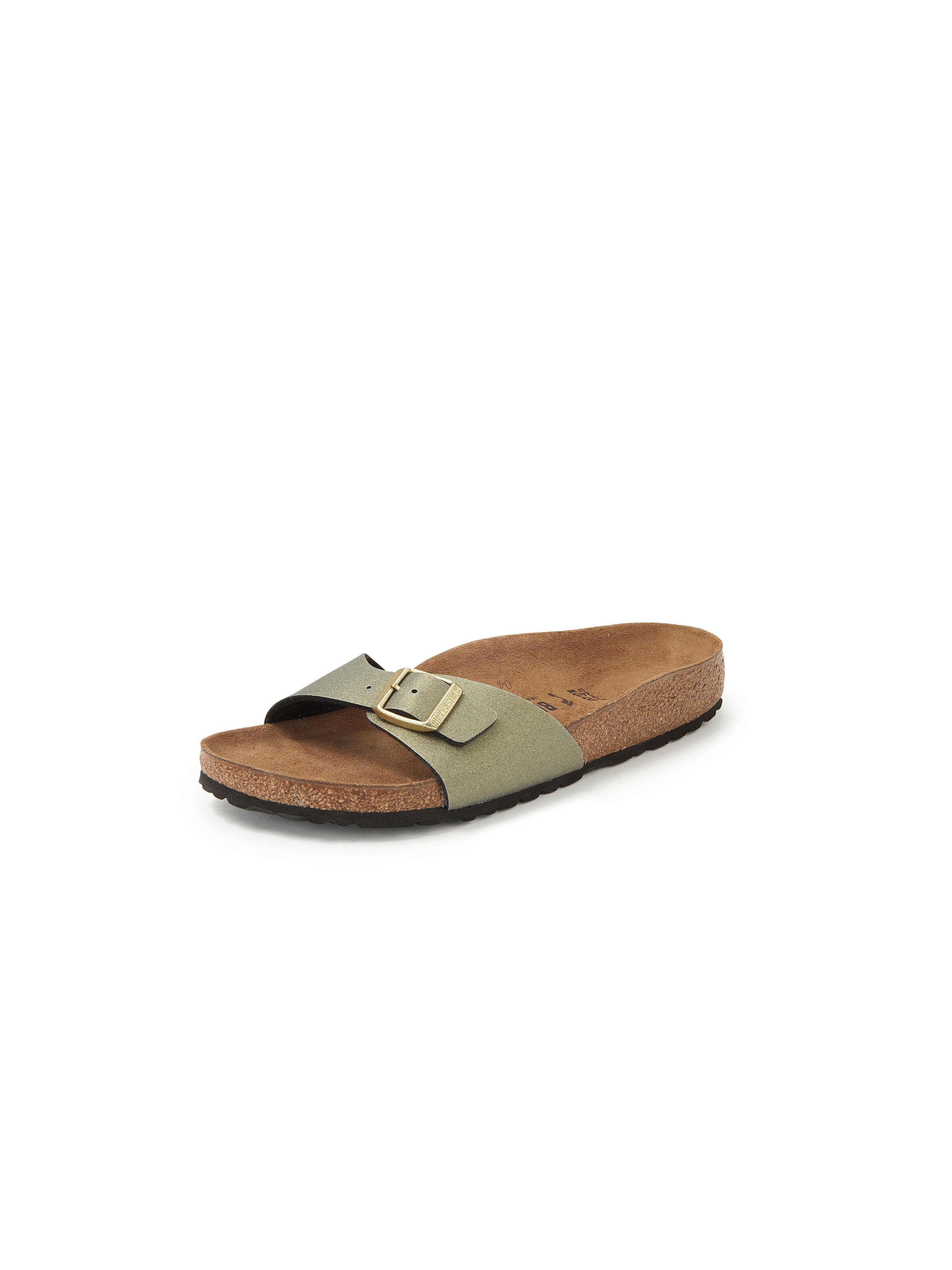 Slippers Madrid Van Birkenstock groen