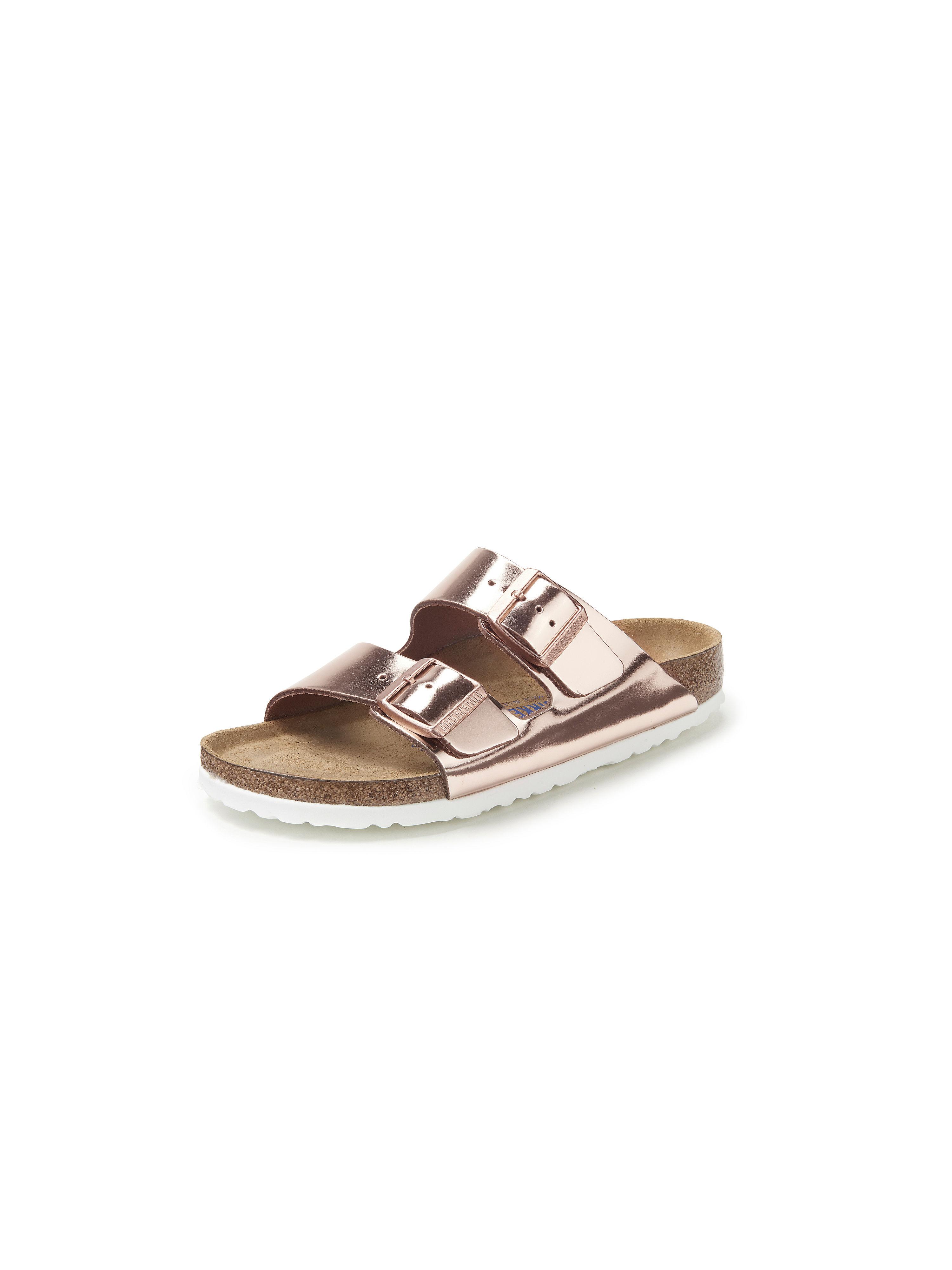 Les sandales modèle Arizona  Birkenstock rose taille 43