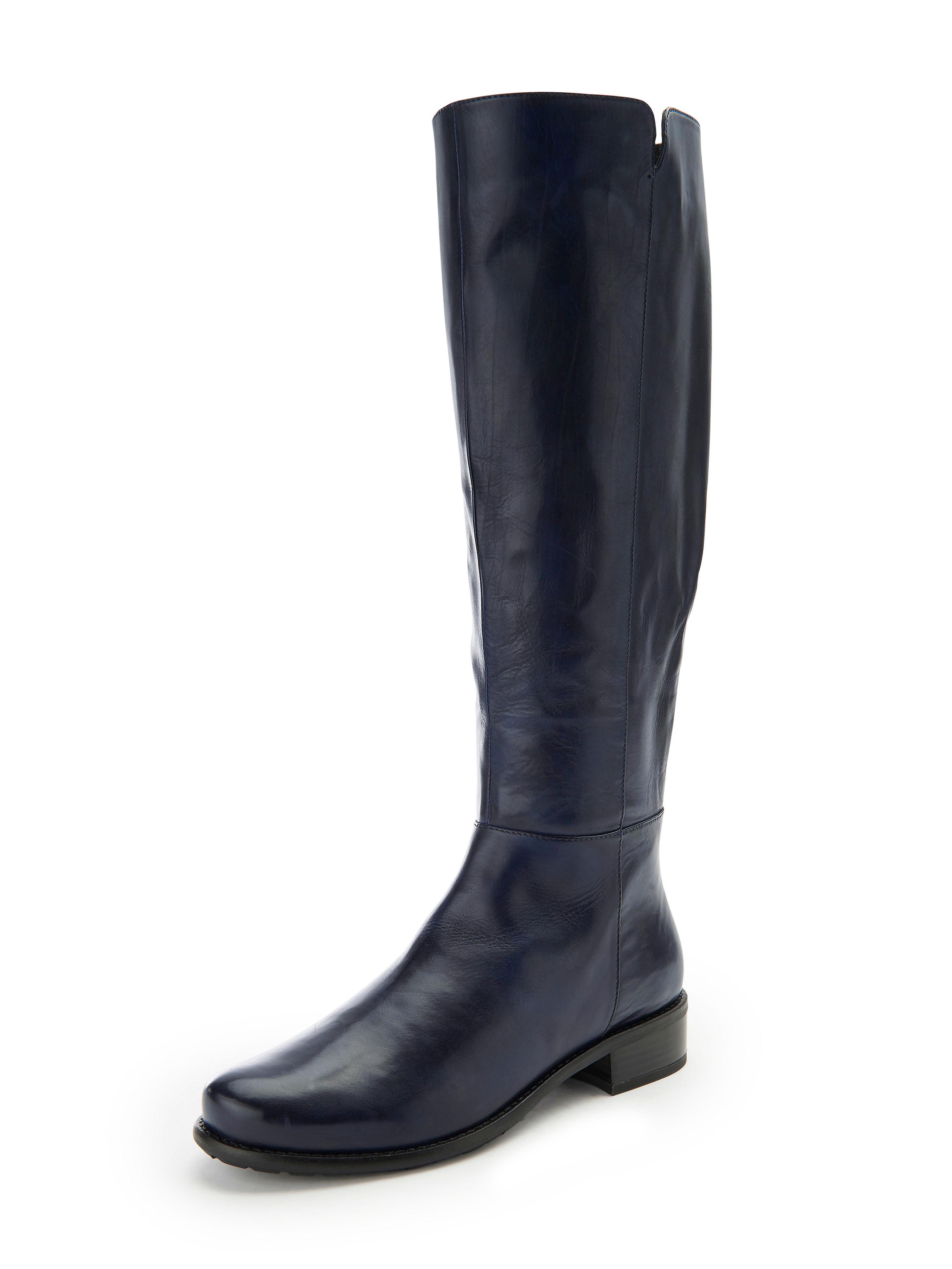 Laarzen van 100% leer Van Gerry Weber blauw
