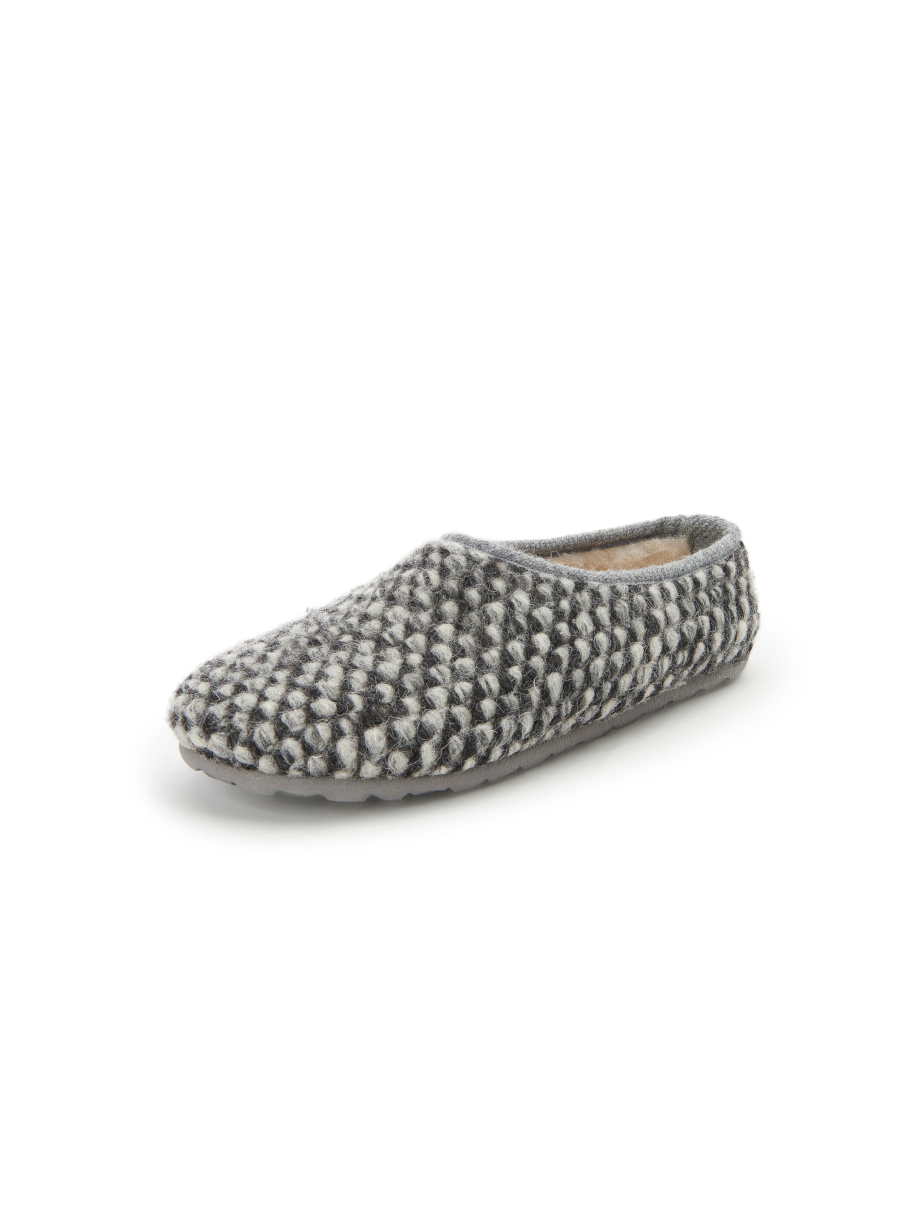 Pantoffels Van Ghibi grijs