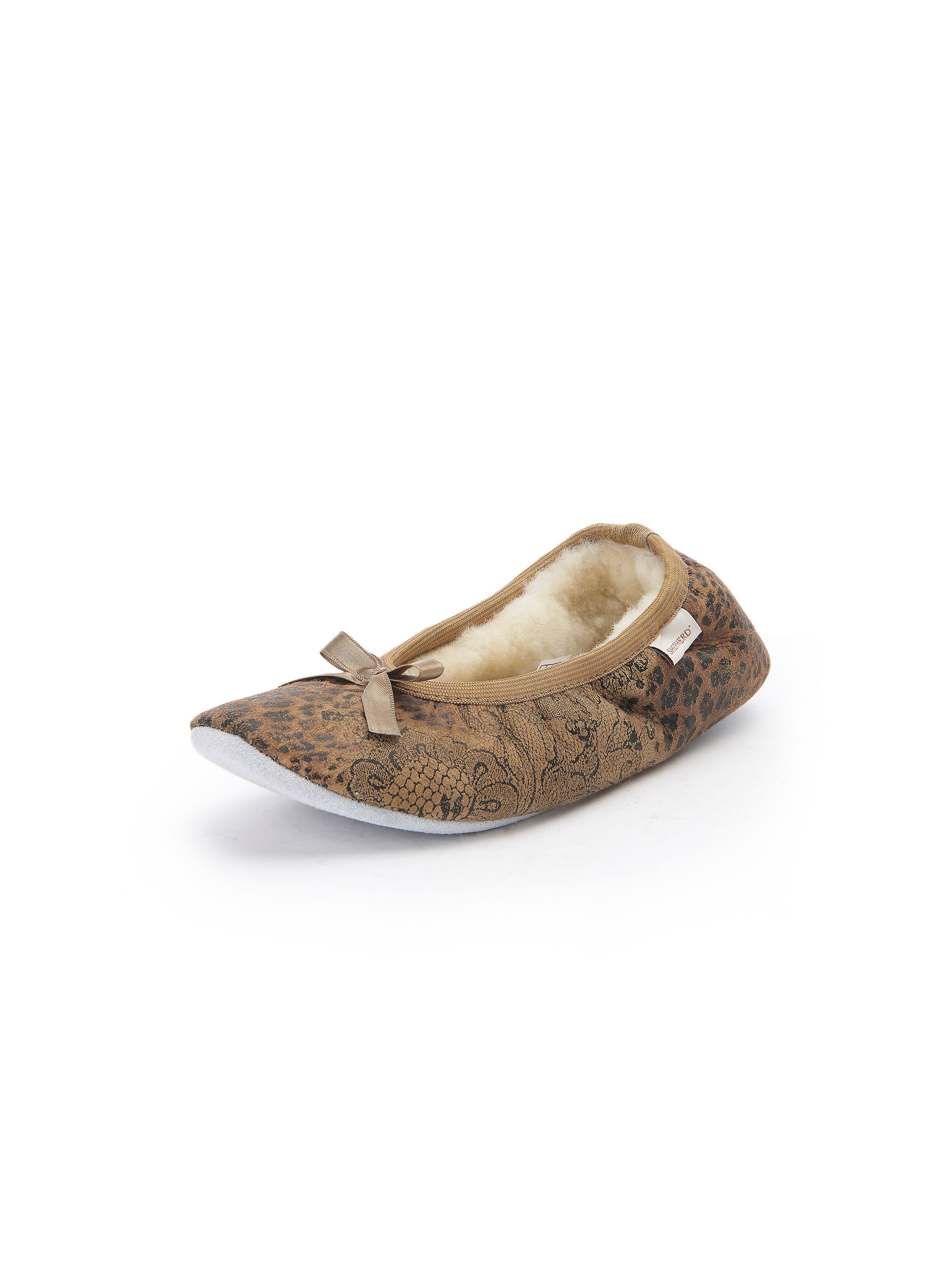 Ballerina SHEPHERD camel/animalprint