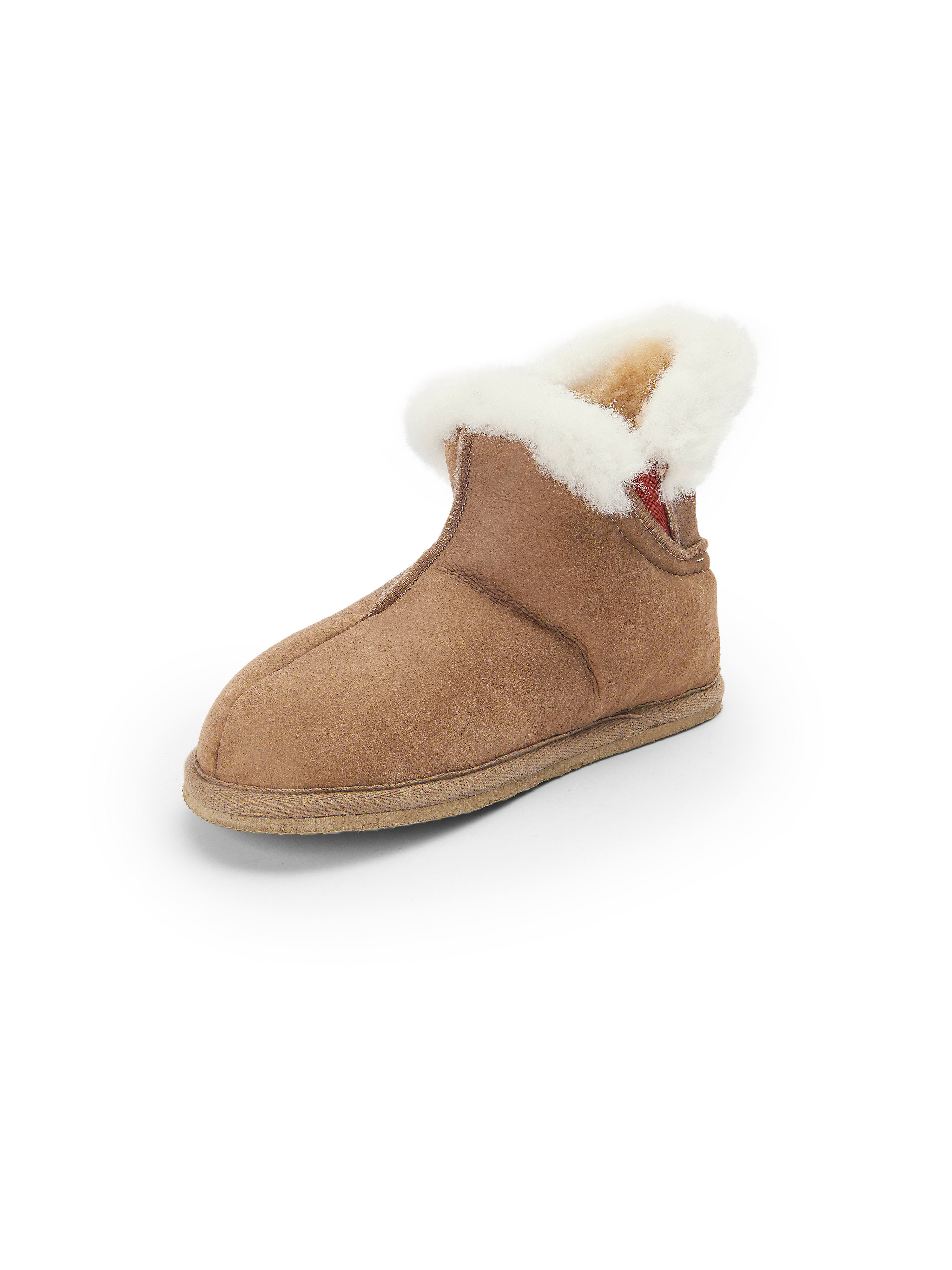 Pantoffels Van Shepherd bruin