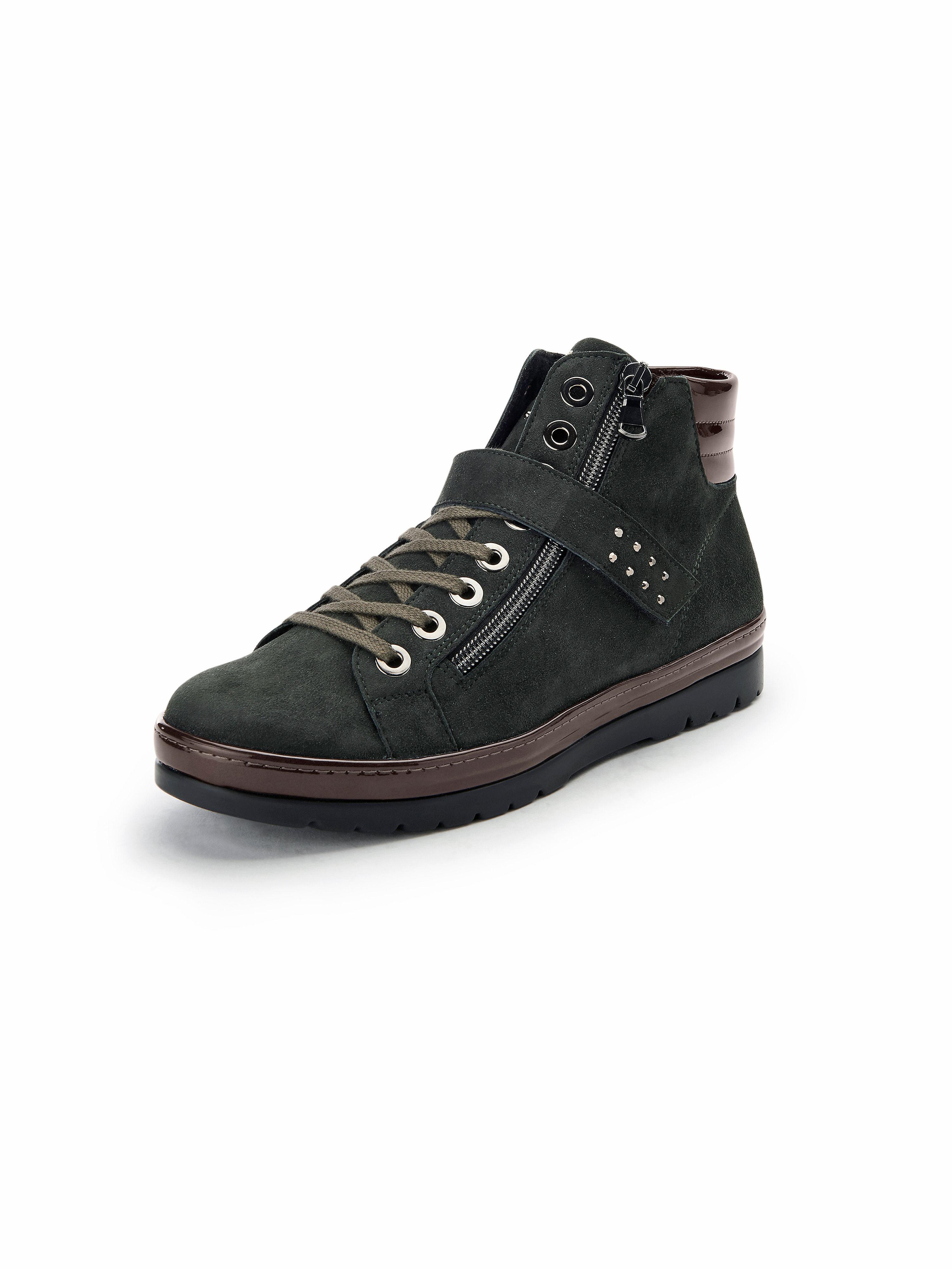 Image of   Sneakers 'Ruby' Fra Semler grøn