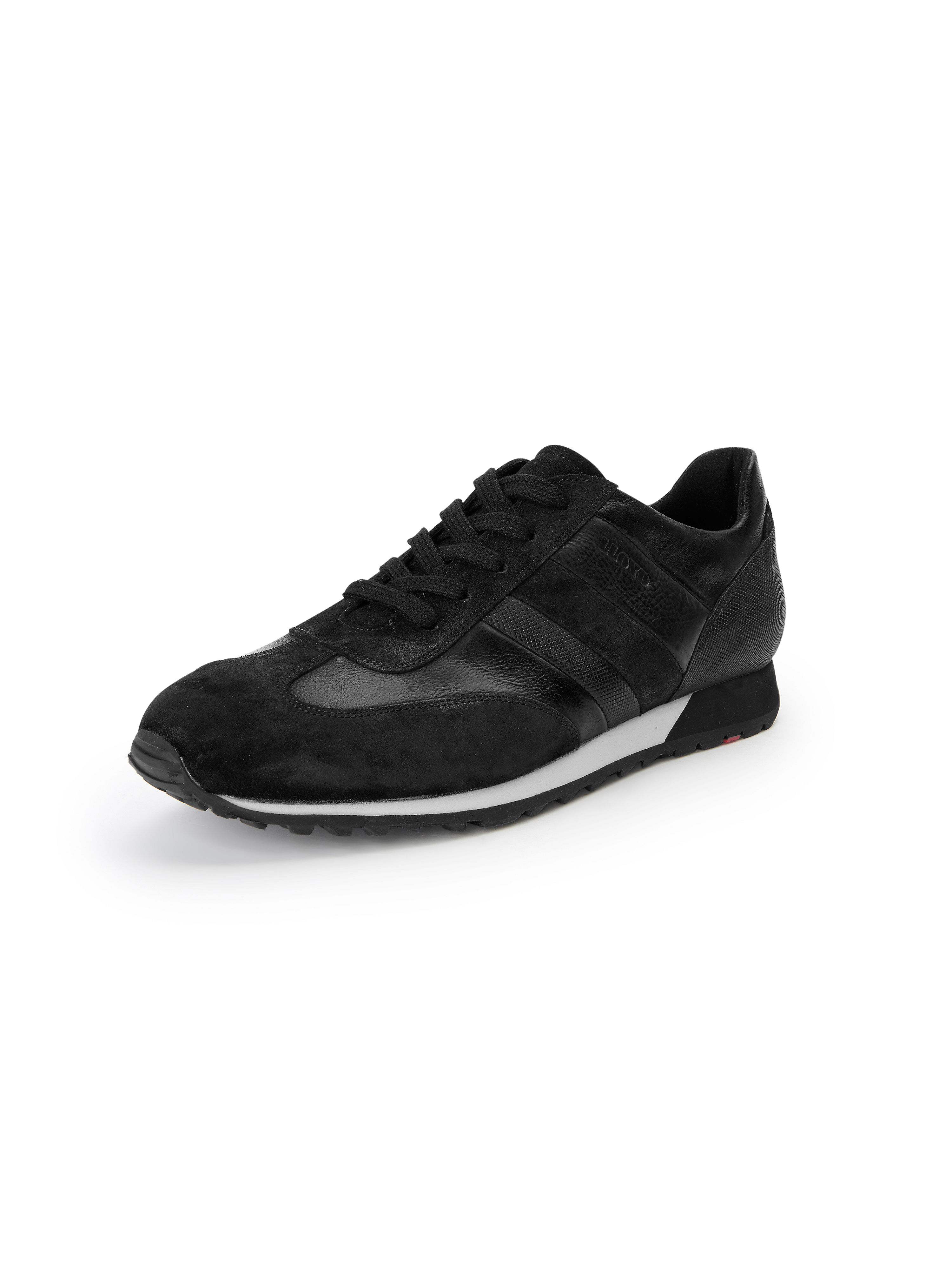 Image of   Sneakers 100% skind Fra Lloyd sort