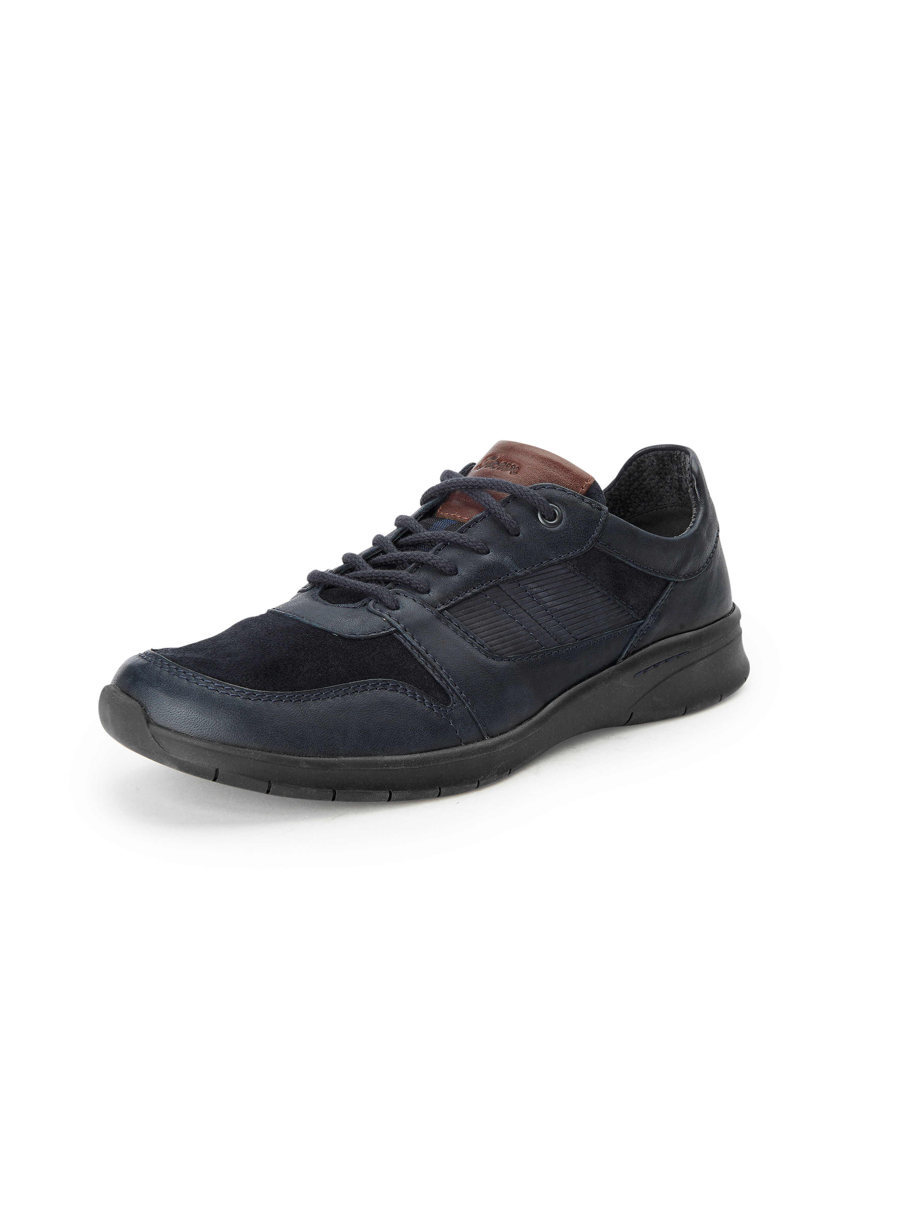 Les sneakers Heimito cuir nappa Sioux bleu taille 40
