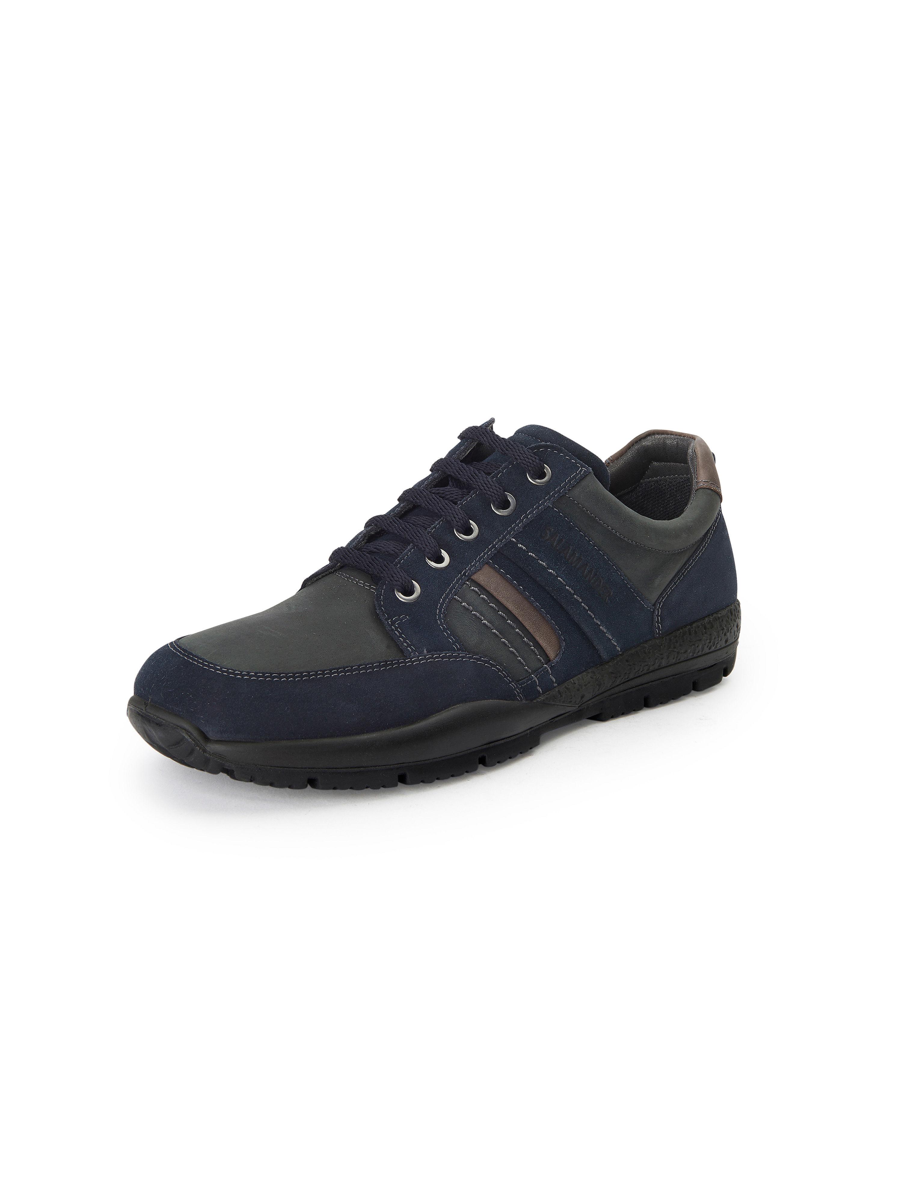 Image of   Sneakers Warden 100% skind Fra Salamander blå