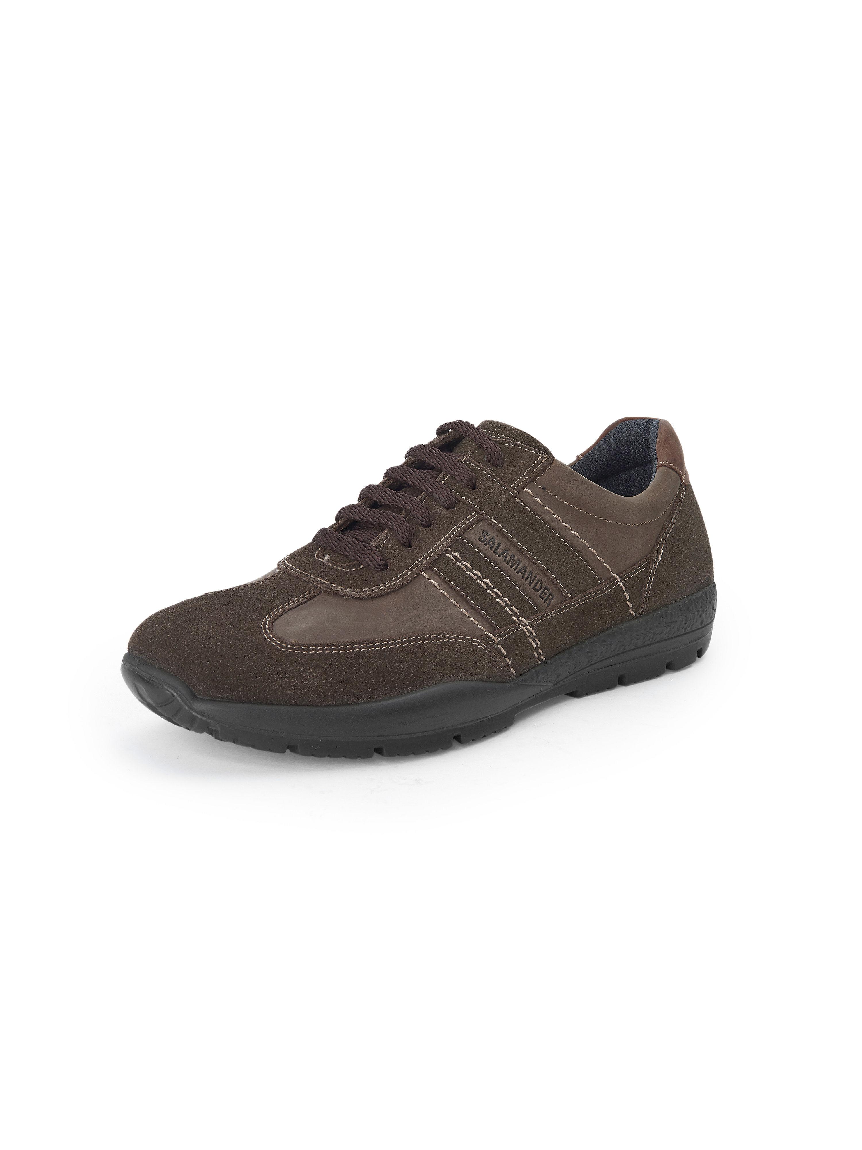 Image of   Sneakers Warden 100% skind Fra Salamander brun