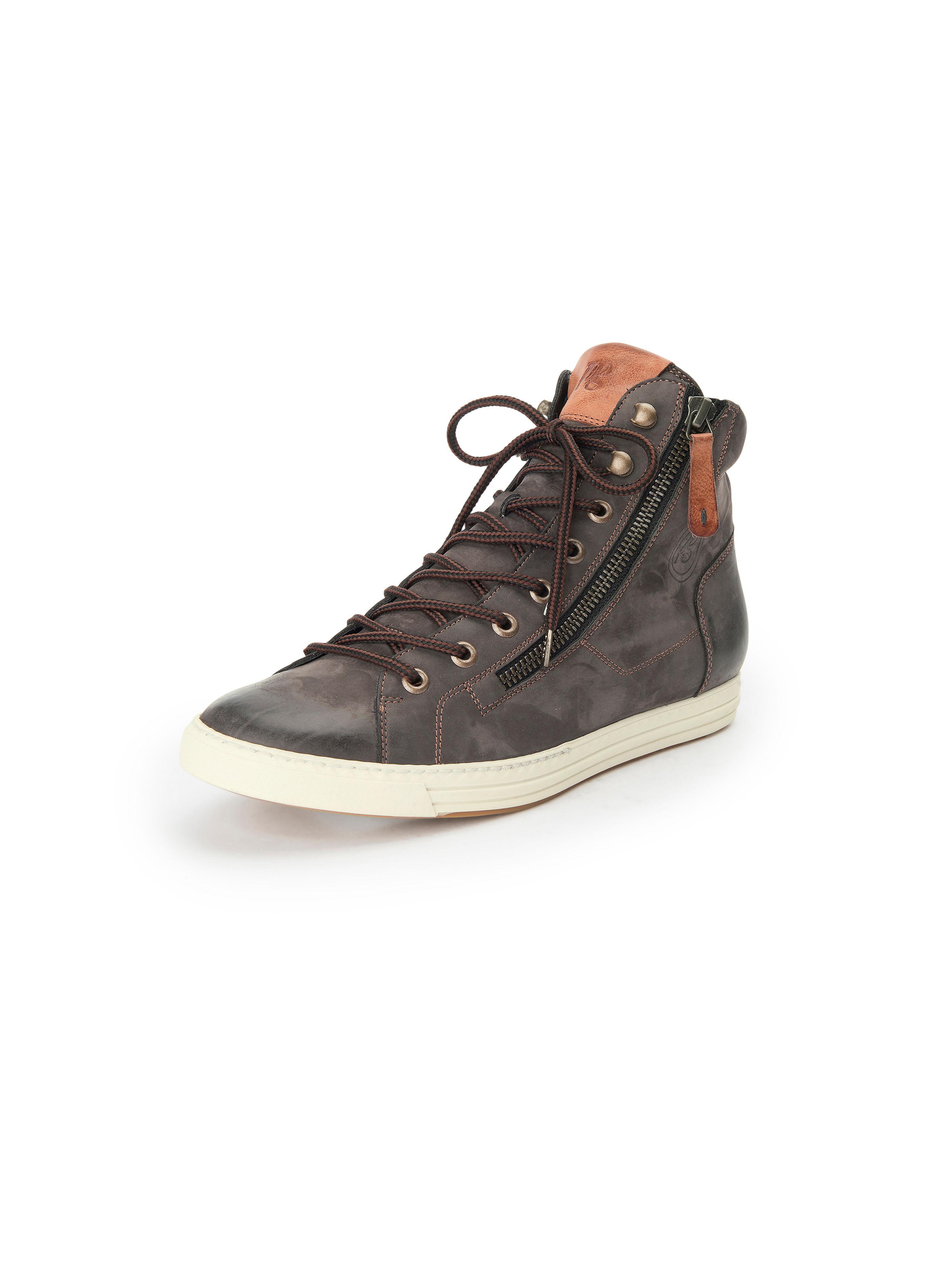 Image of   Ankelhøje sneakers Fra Paul Green grå