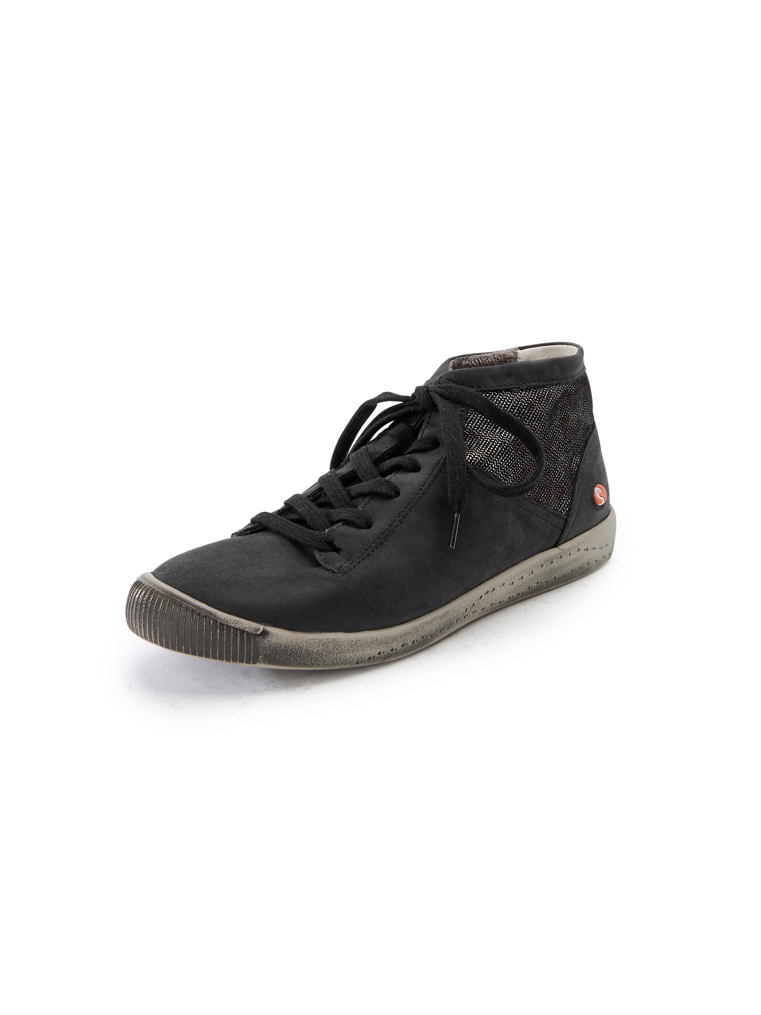 Image of   Ankelhøje sneakers Fra Softinos sort