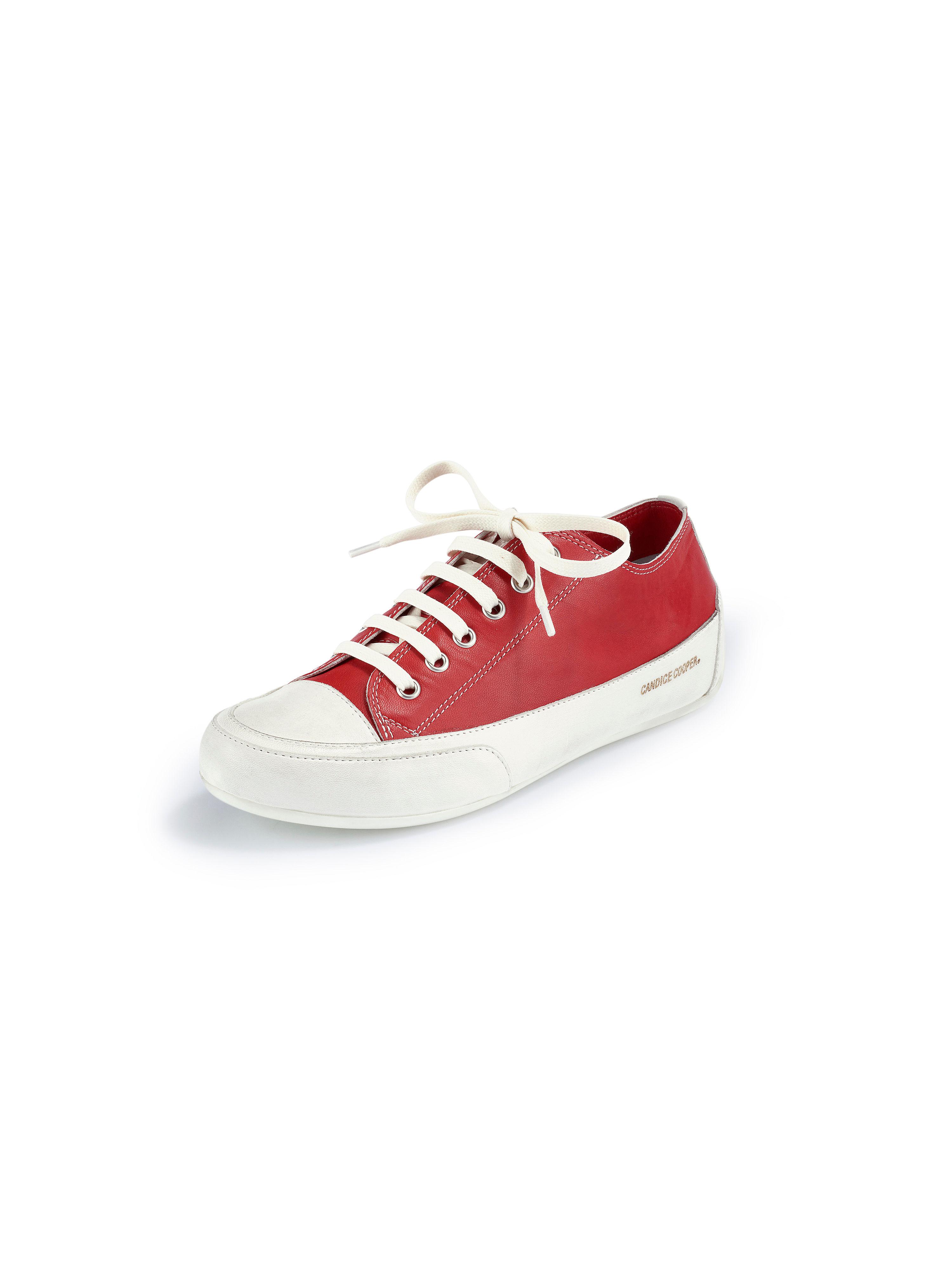 Image of   Sneakers Rock Fra Candice Cooper rød