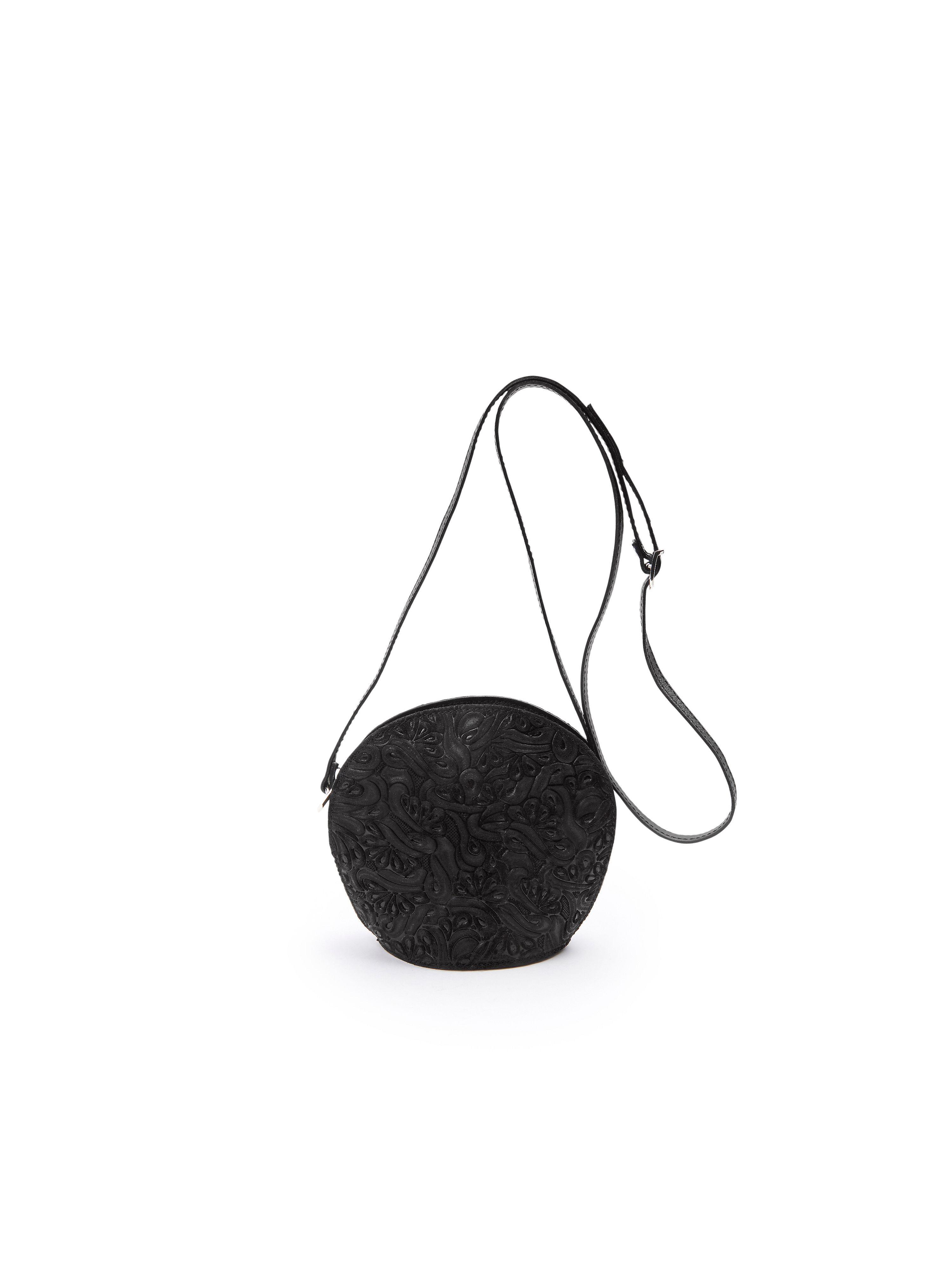Image of   håndtaske Fra Peter Hahn sort