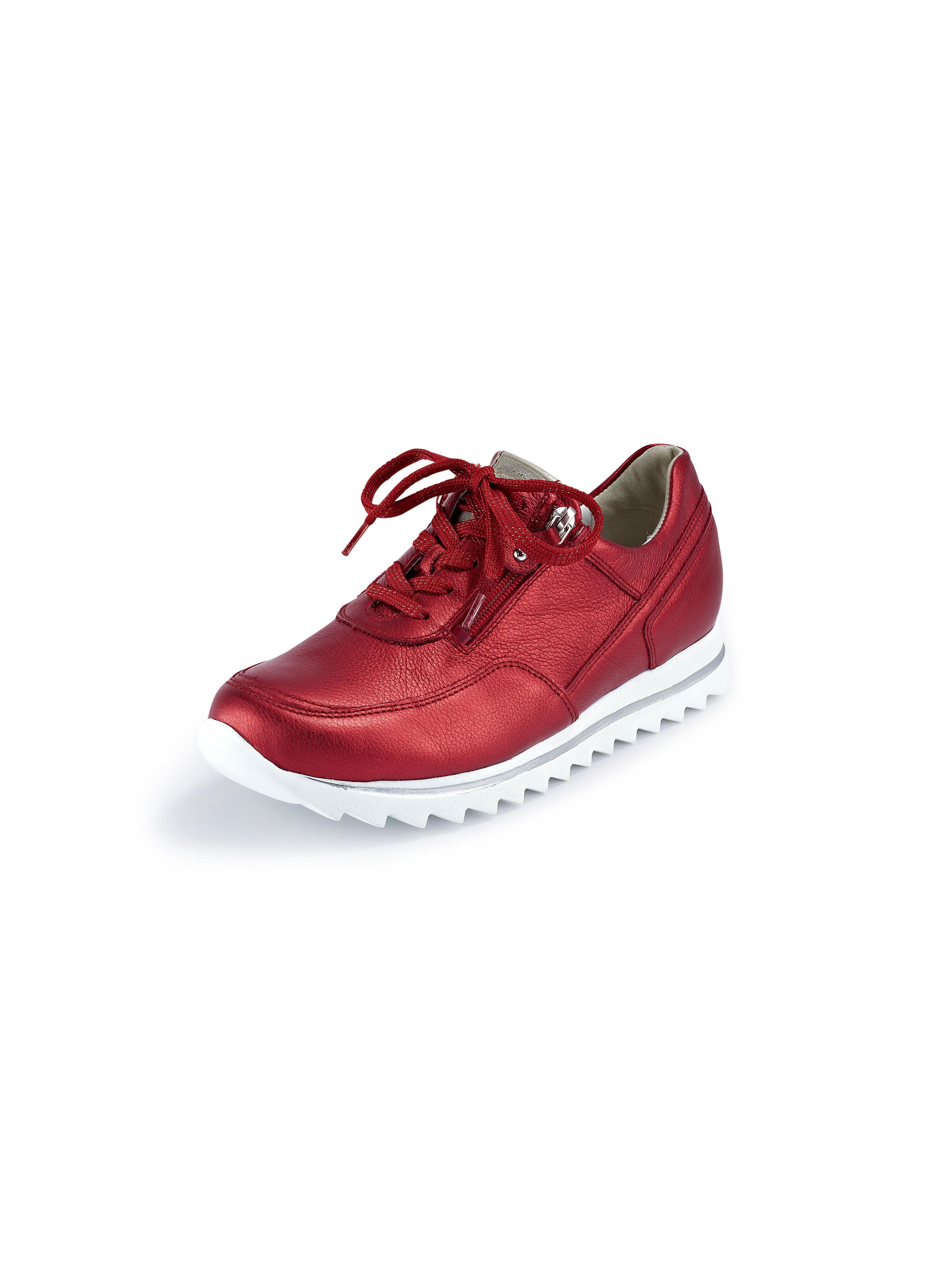 Sneakers Van Waldläufer rood