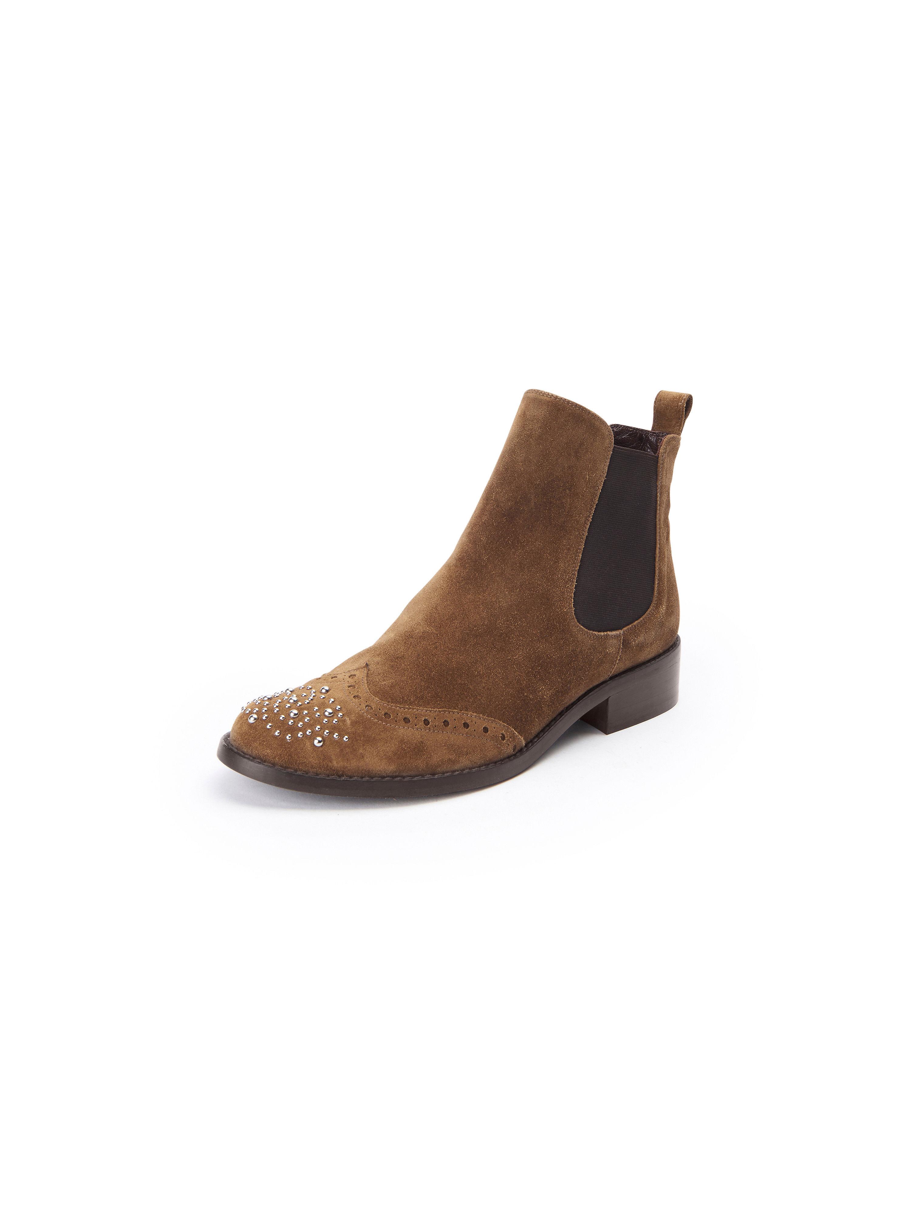 Image of   Chelsea-støvletter Fra Scarpio brun