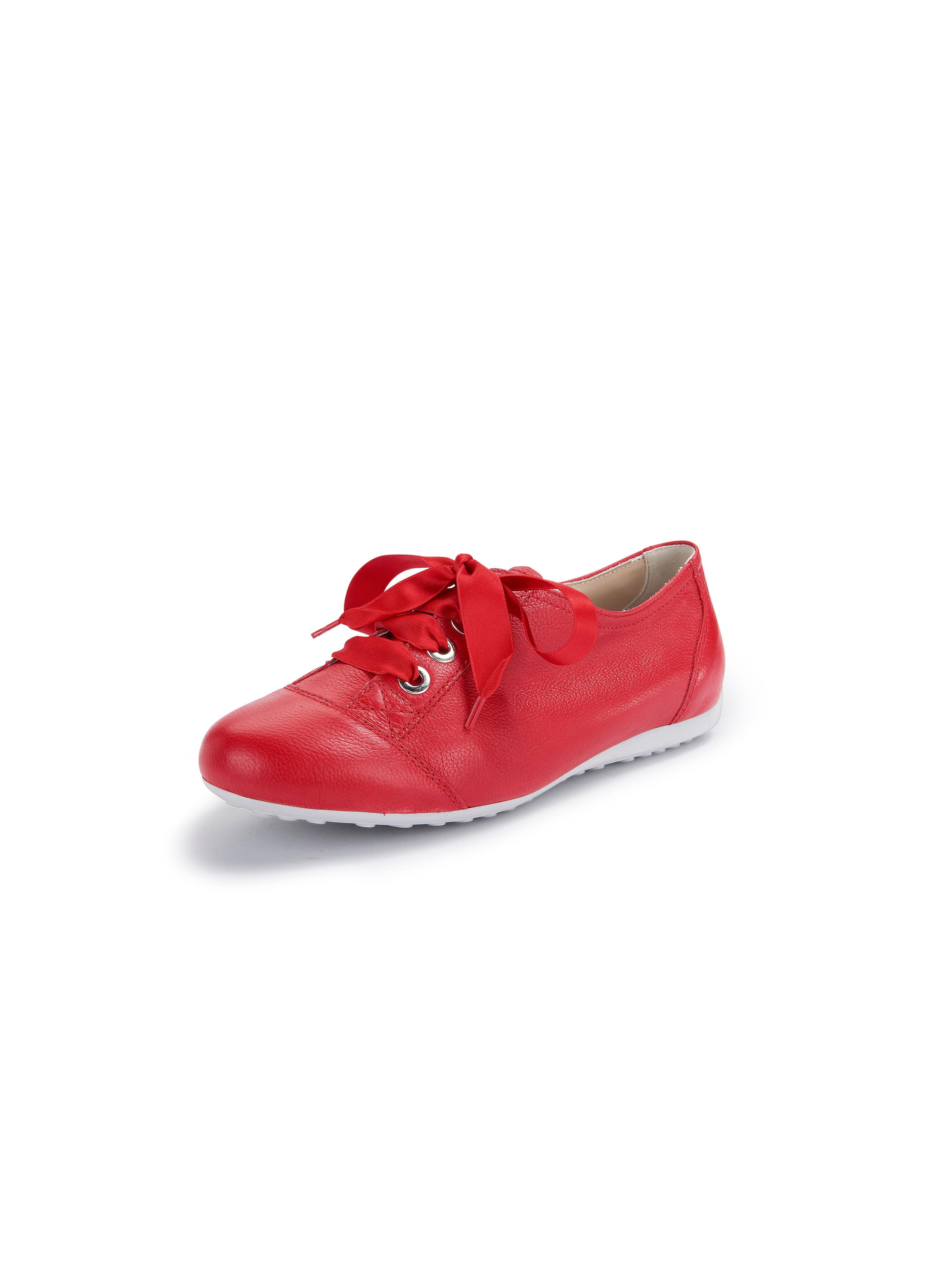 Veterschoenen Van Semler rood