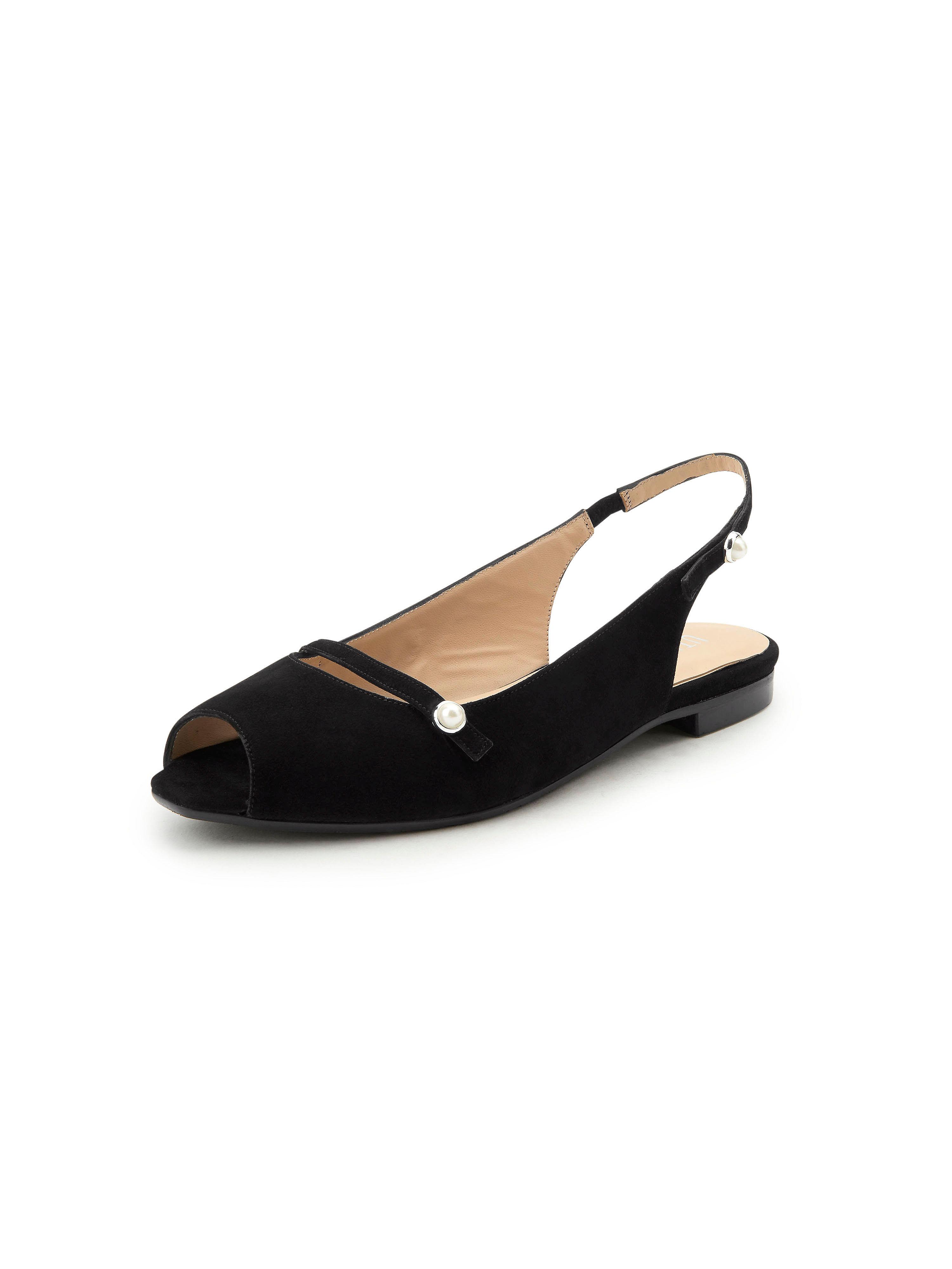 Les sandales  Uta Raasch noir taille 38
