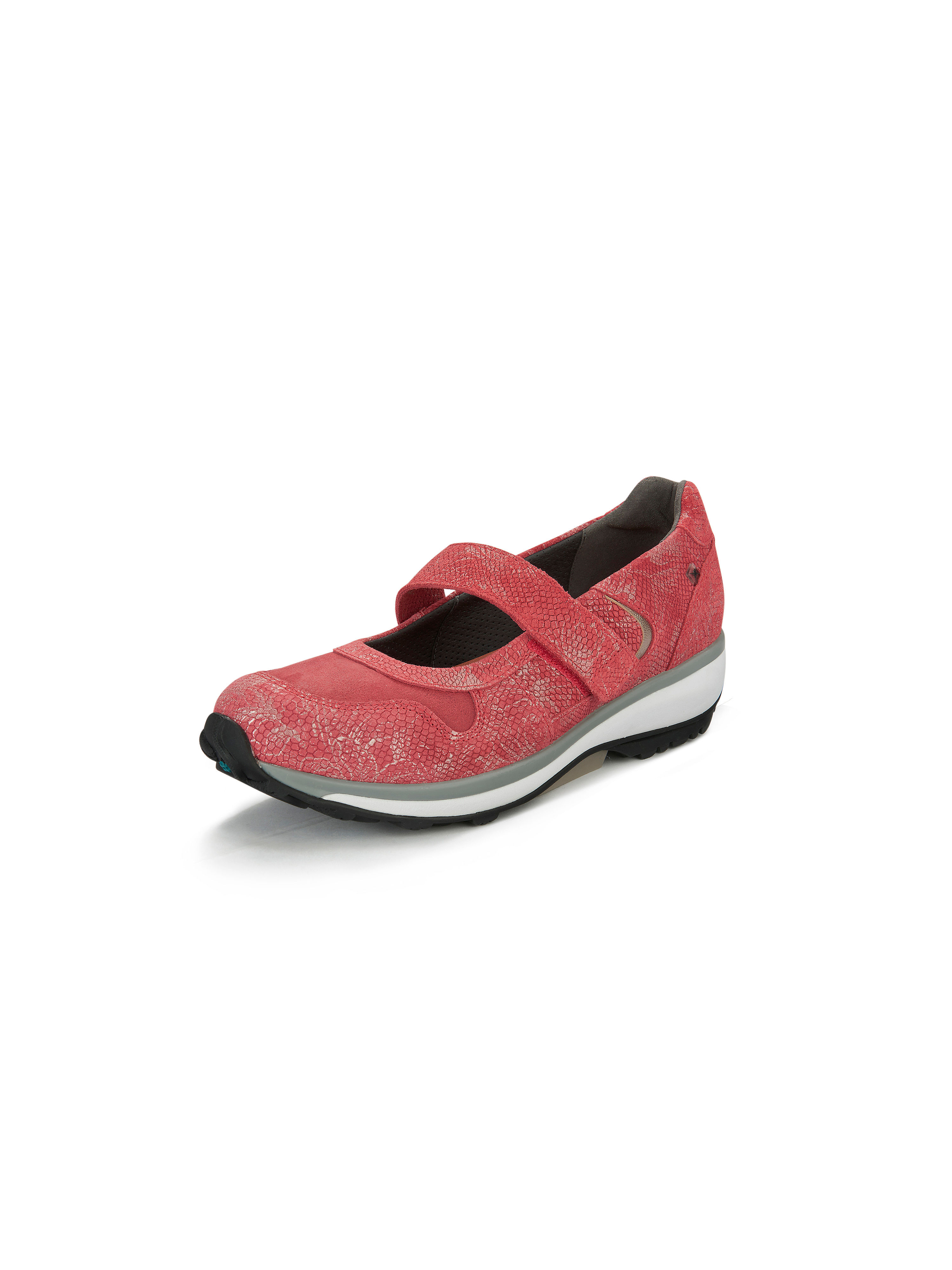 Les ballerines Xsensible rouge taille 40