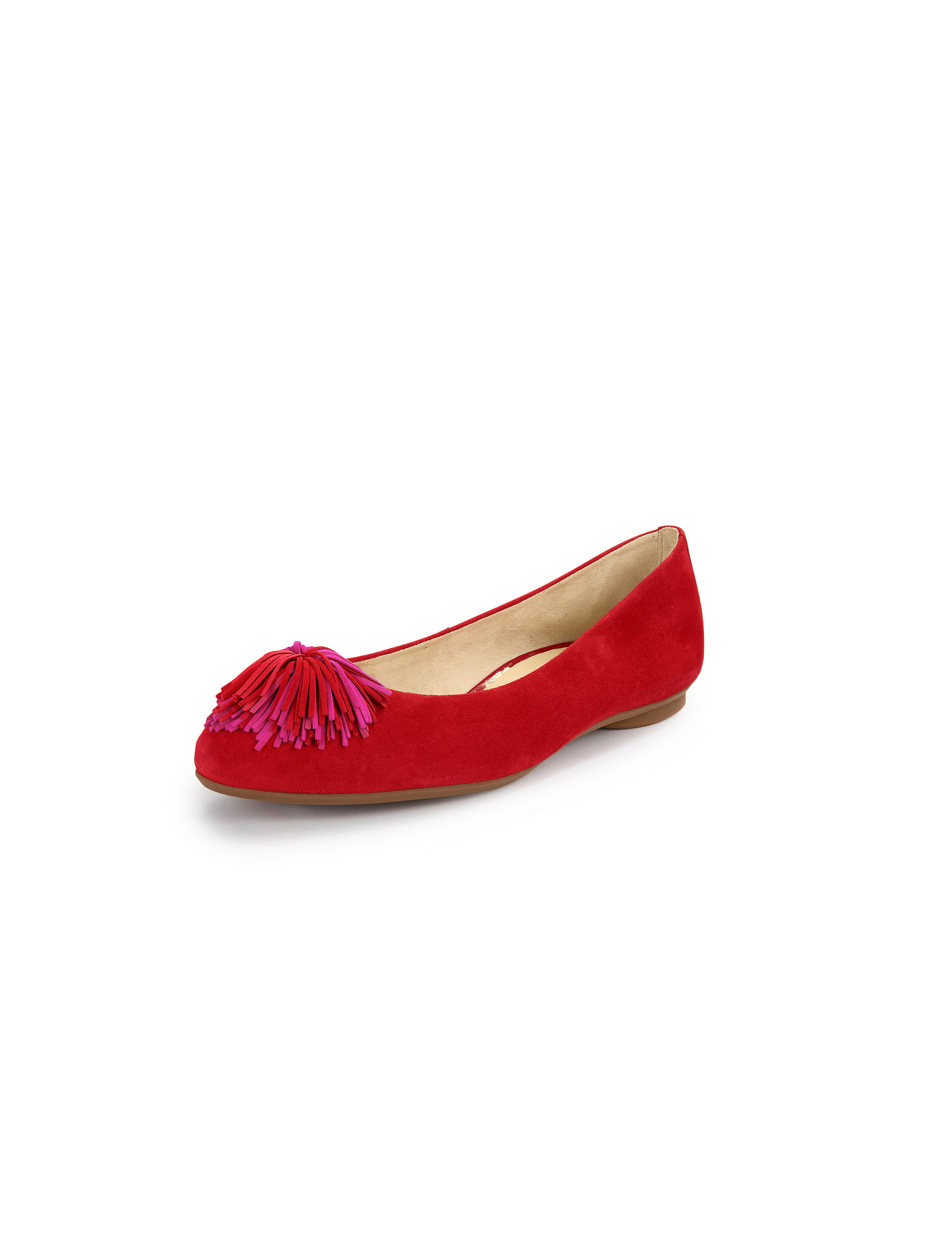 Les ballerines  Paul Green rouge taille 37