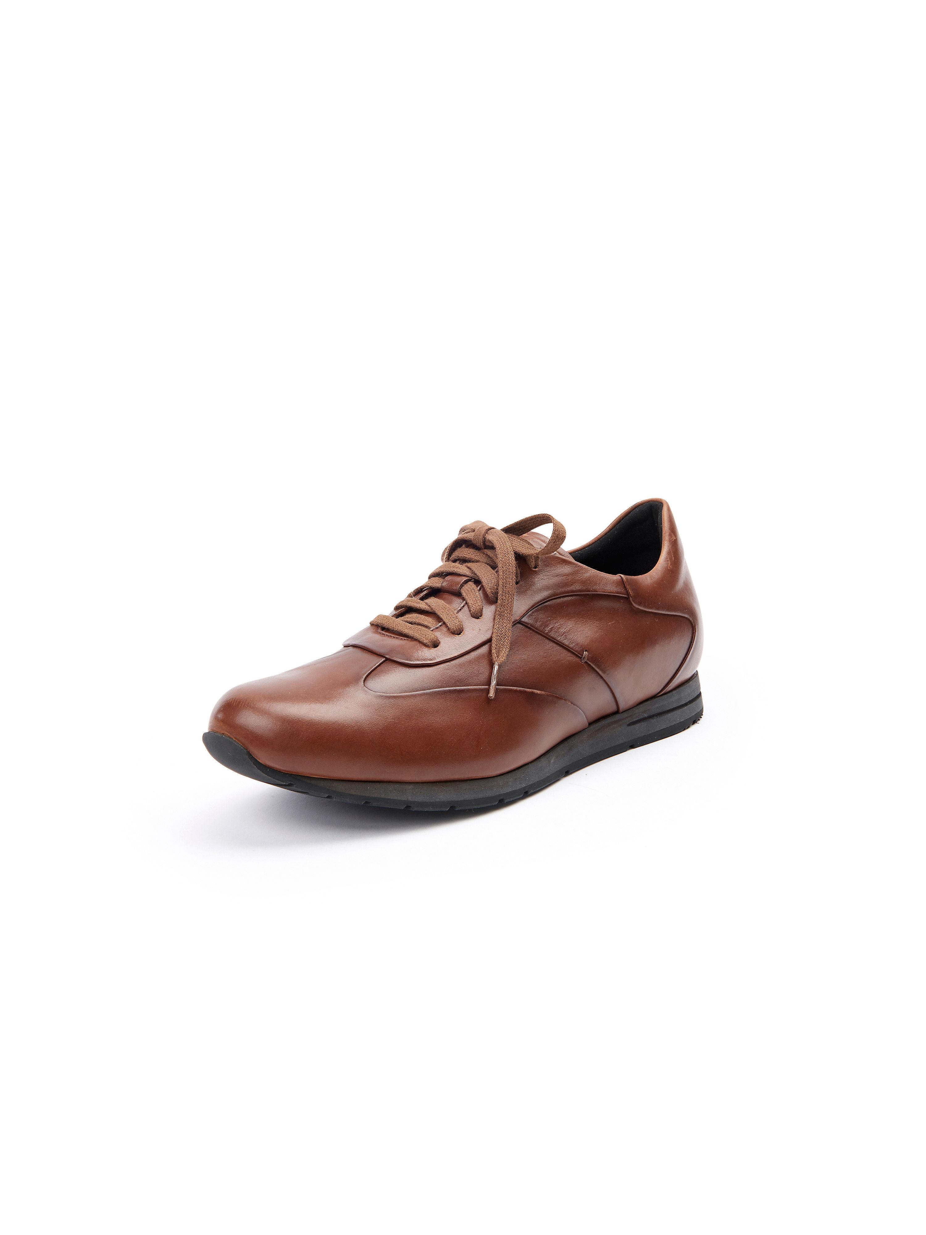 Image of   Sneakers Gebino i sporty, elegant look Fra Sioux brun