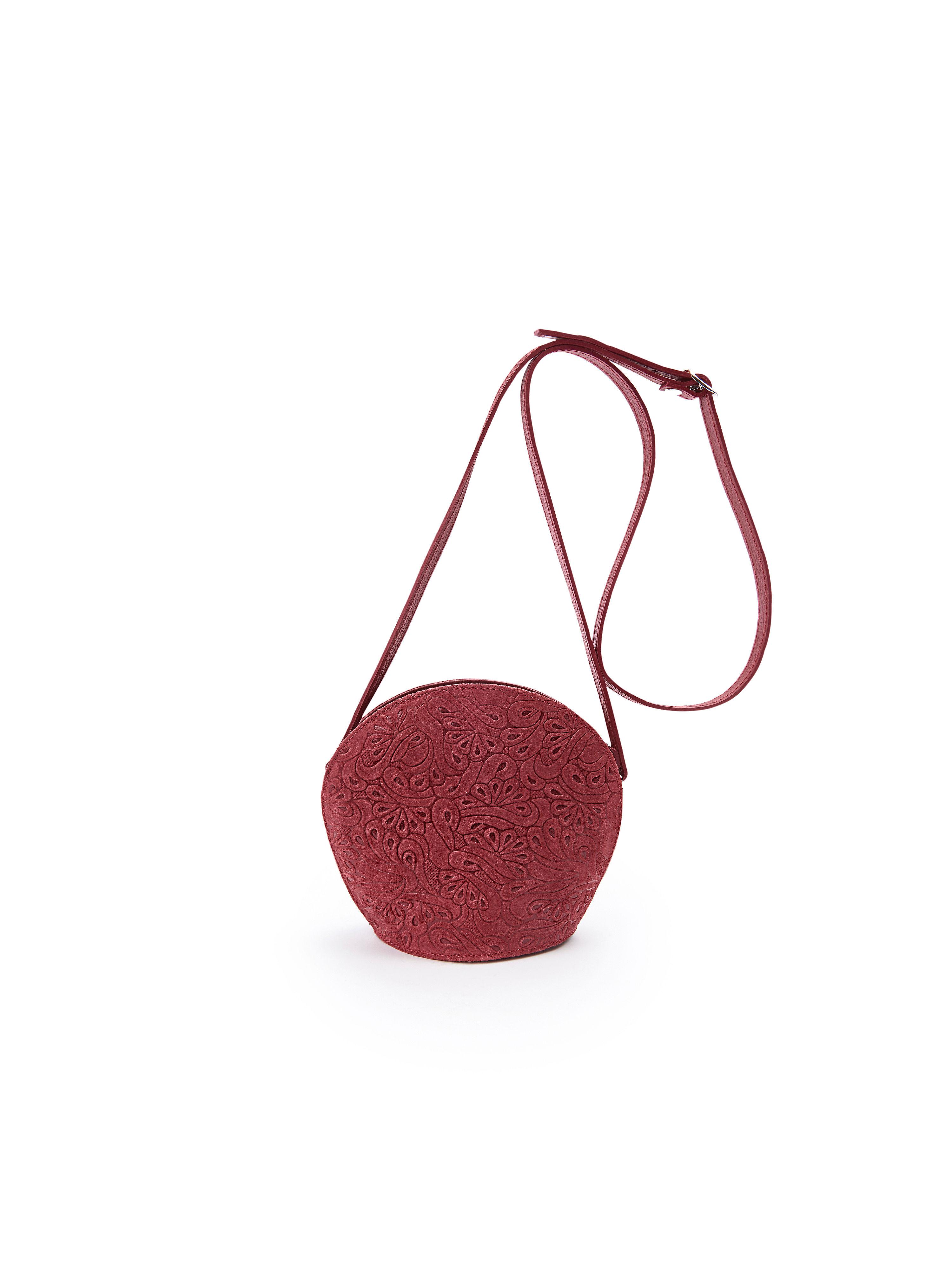 Image of   håndtaske Fra Peter Hahn rød