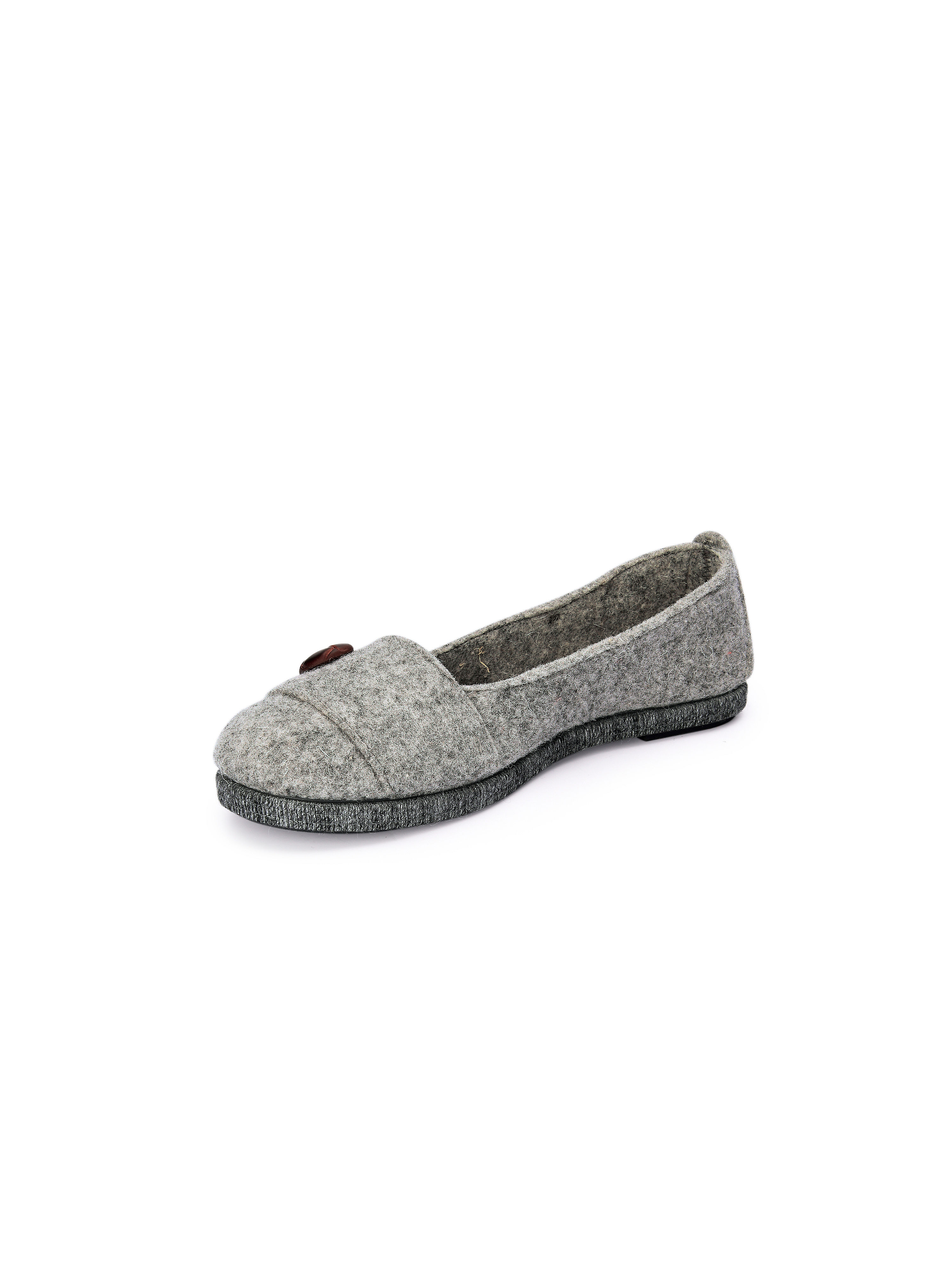 Les ballerines Shepherd gris taille 37