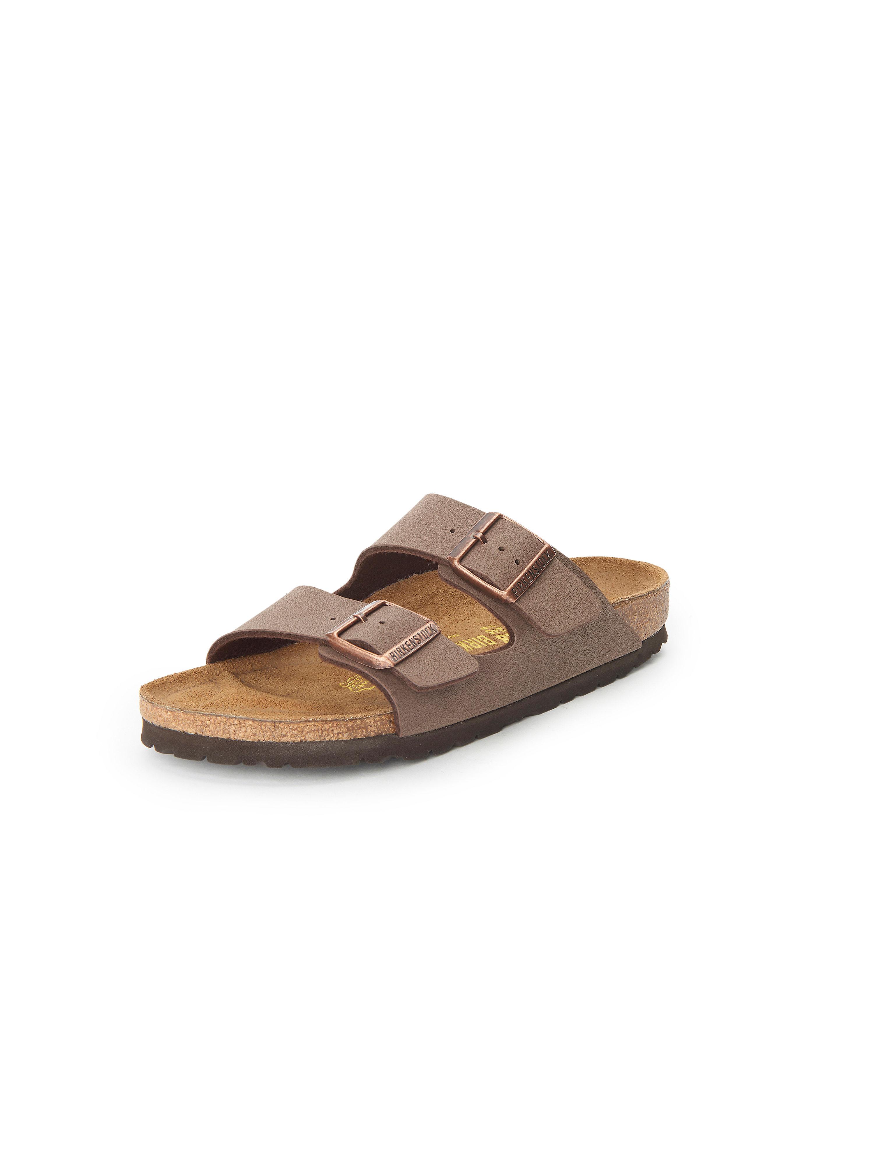 Donkerbruine Comfortabele Slippers Birkenstock Arizona